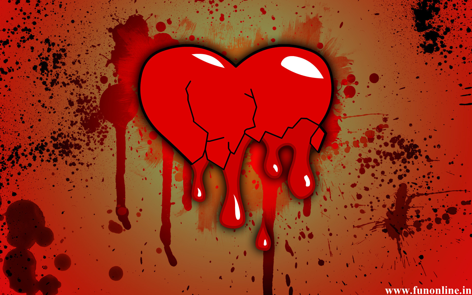 Ты разбил моё сердце 12
