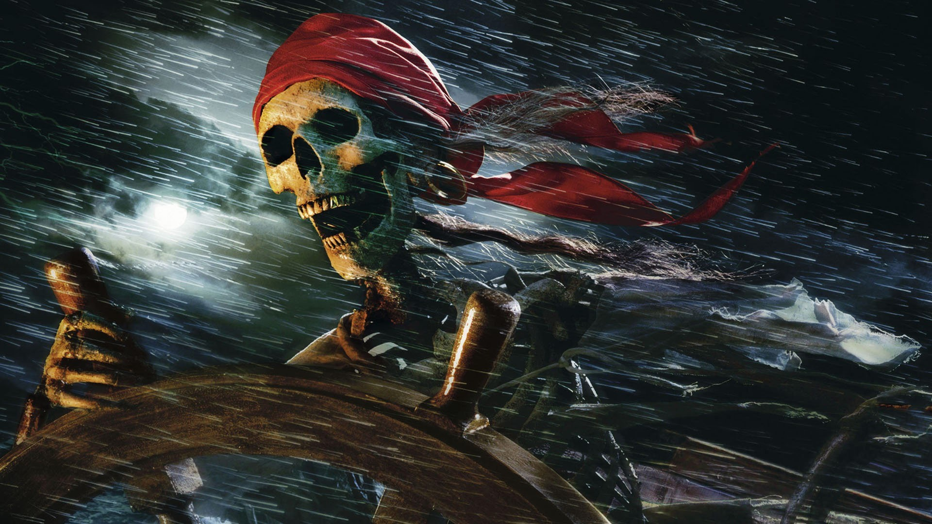 Res: 1920x1080, Pirates Of The Caribbean Skull Wallpaper Images #Sc8
