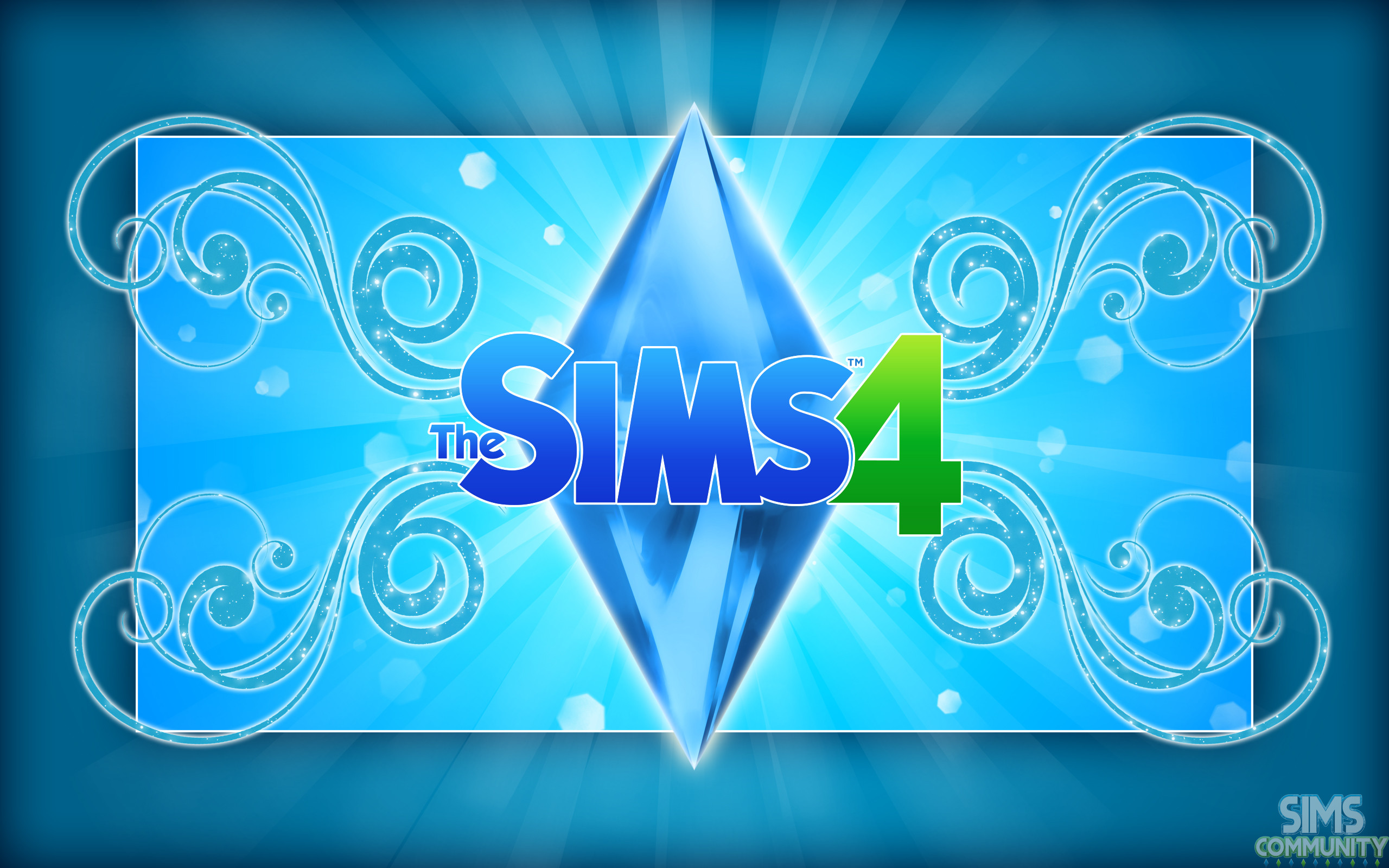 The Sims 4 Wallpaper Cc 86 Images