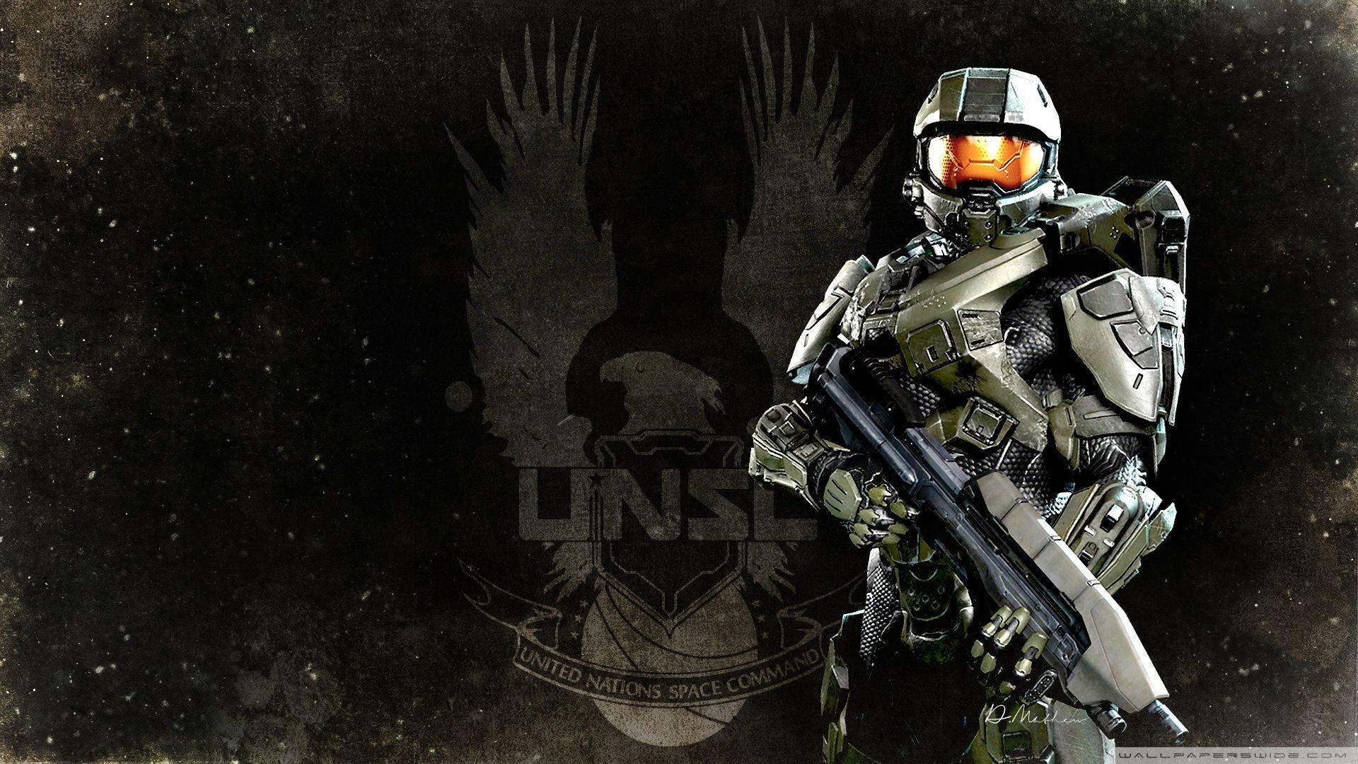 1920x1080 Halo 5 Master Chief Wallpaper