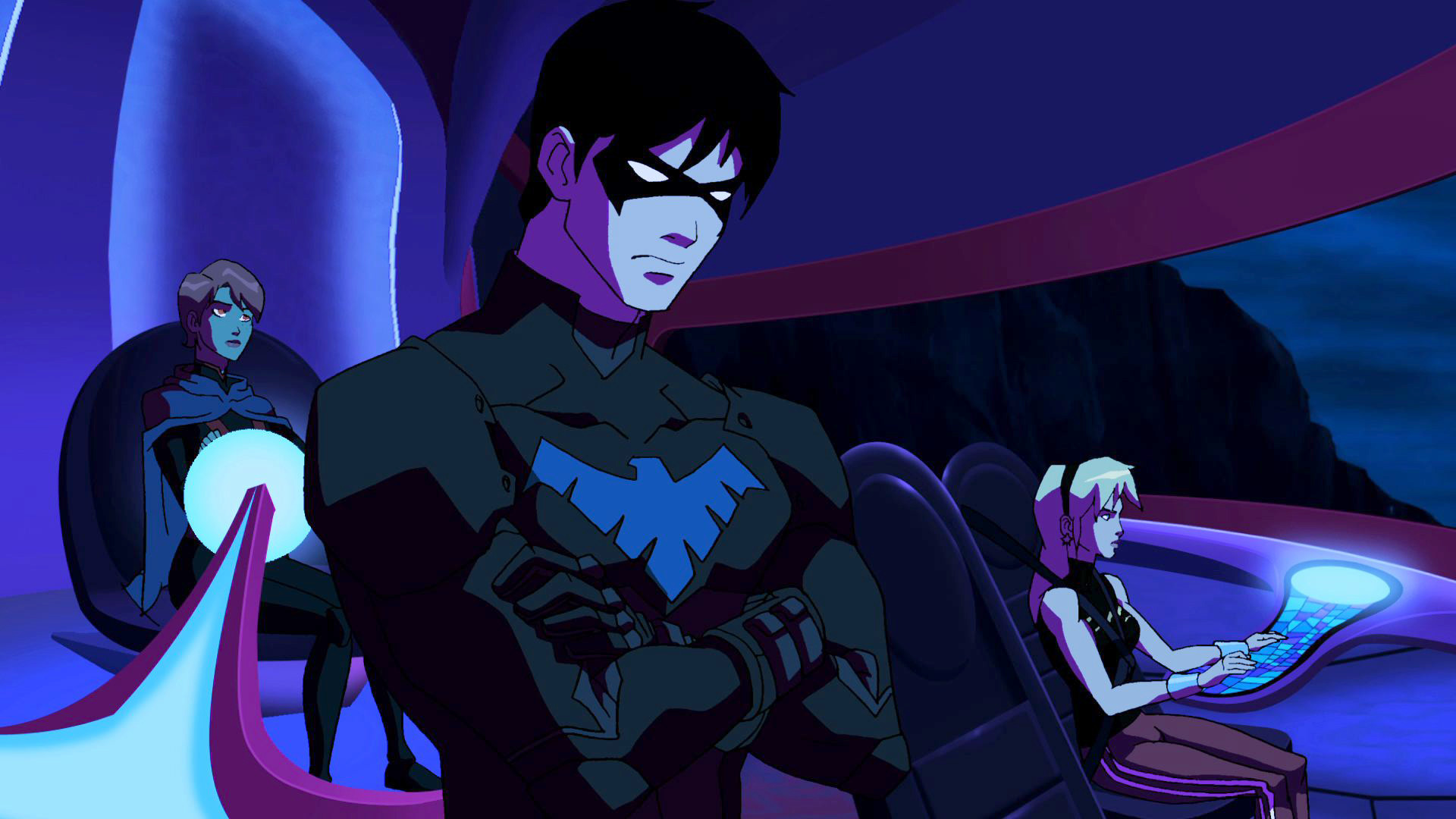 1920x1080 Young Justice: Invasion Wallpaper 17 - 1920 X 1080