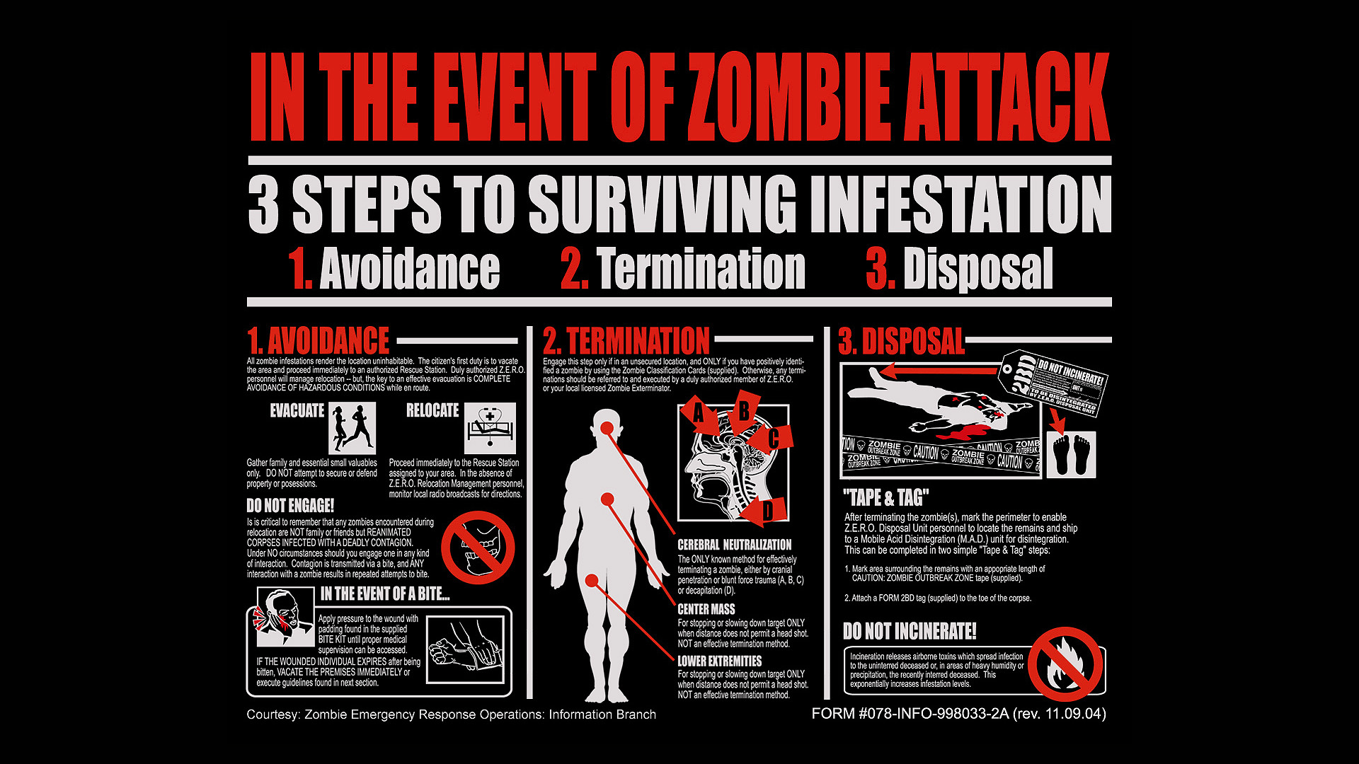 1920x1080 Surviving the Zombie Apocalypse