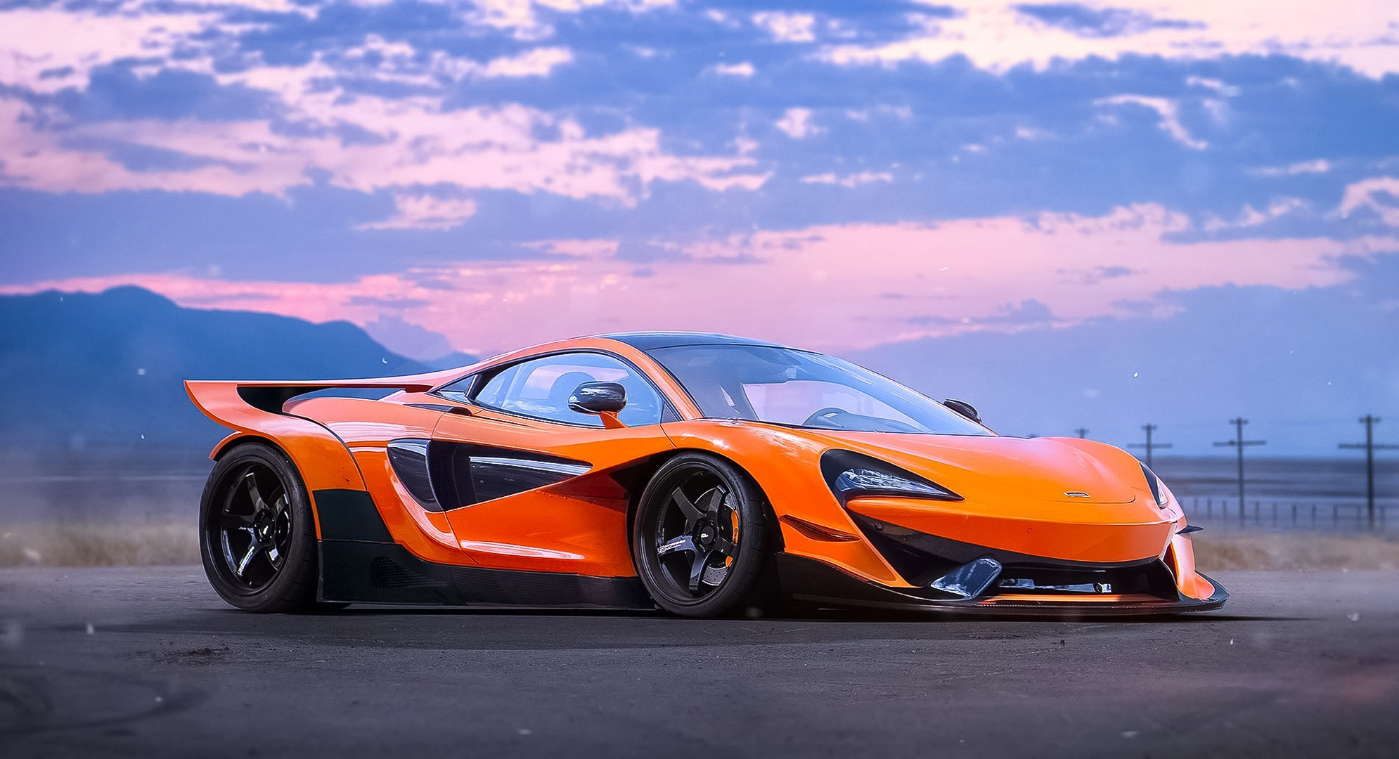 McLaren Automotive Wallpapers (71+ Images
