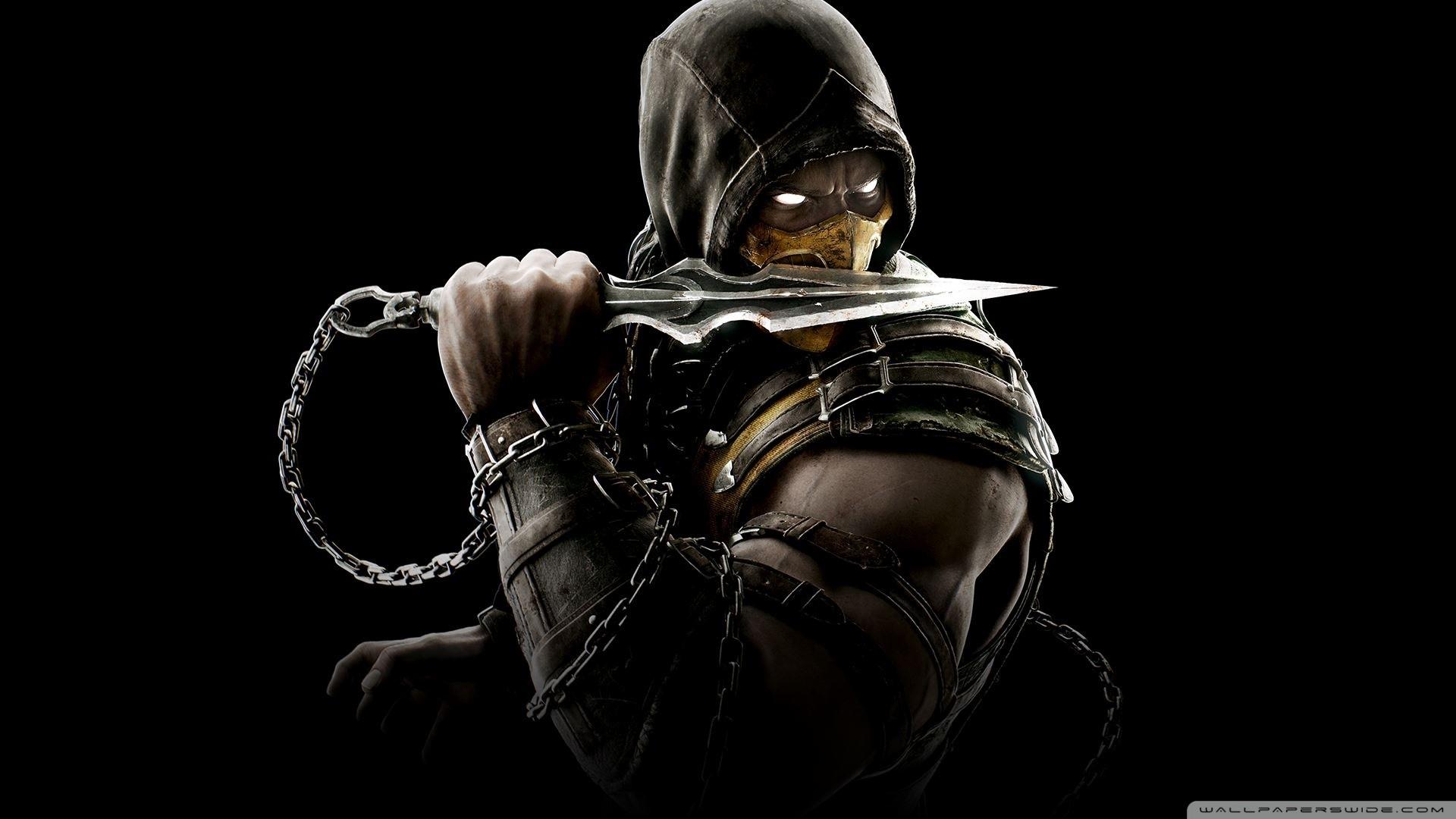 Mortal Kombat Scorpion Wallpaper 68 Images