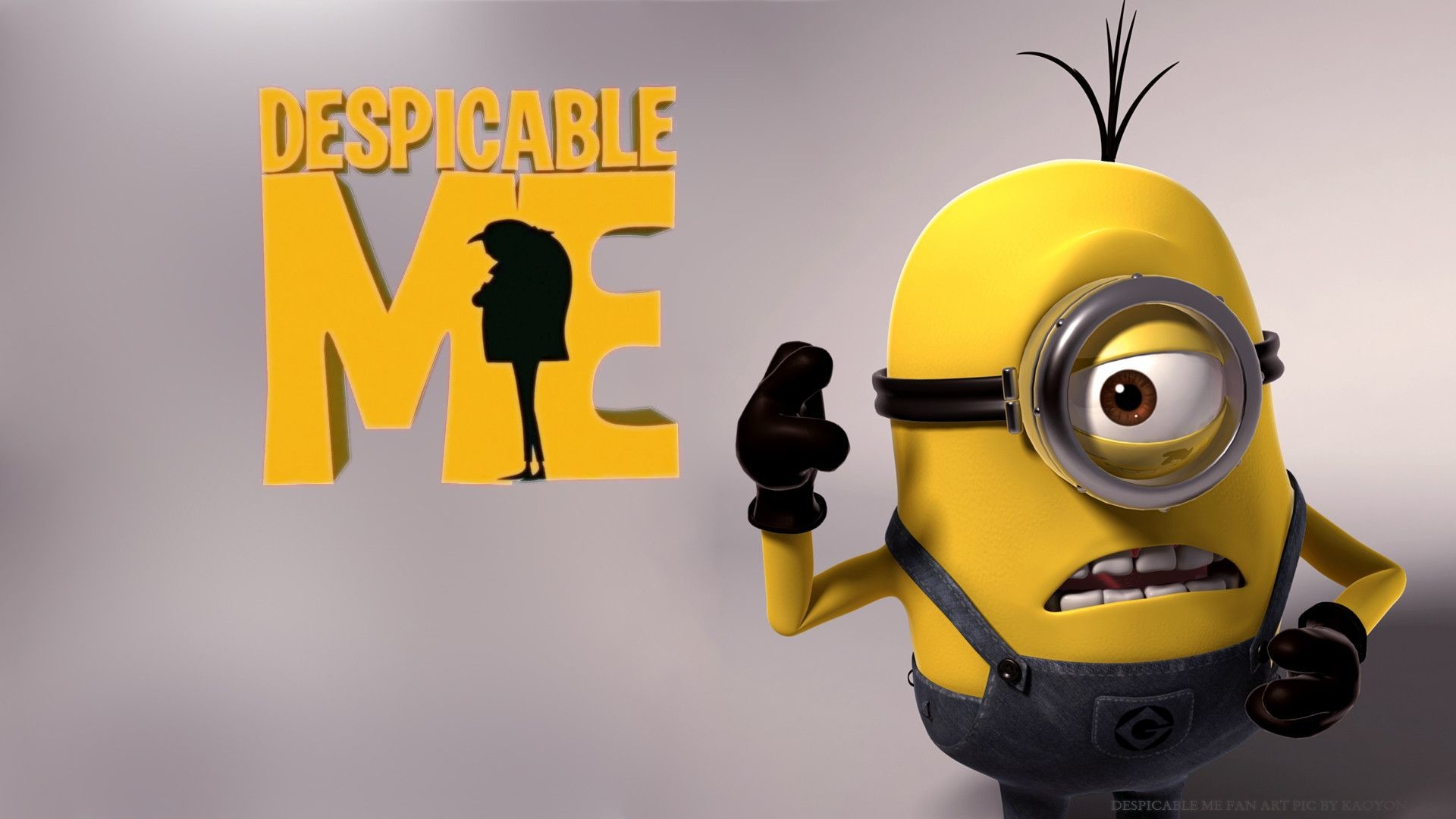 1920x1080 Despicable Me Wallpapers Minions Wallpaper