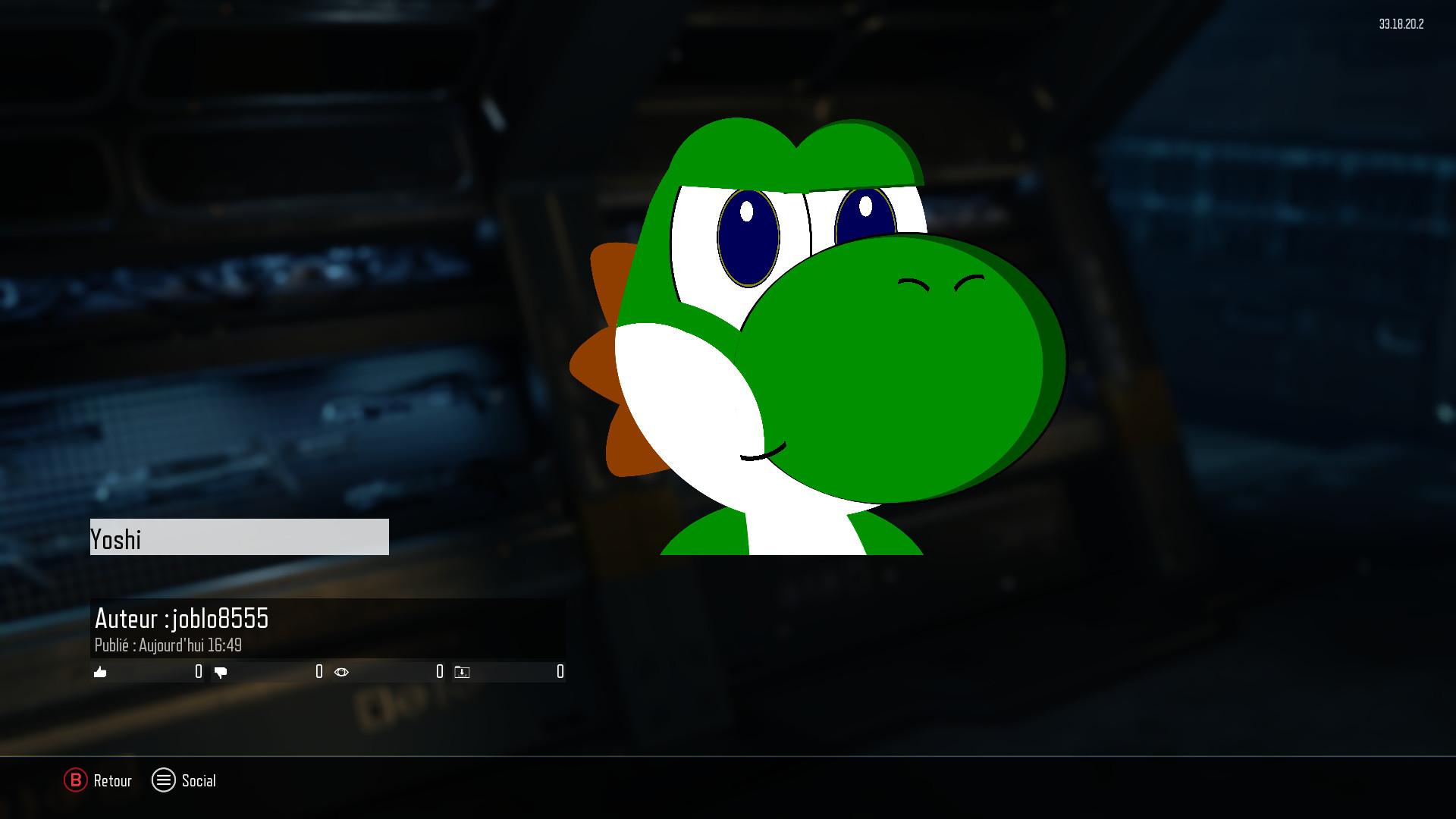 1920x1080 Yoshigamer images Yoshi embleme Bo3 HD wallpaper and background photos