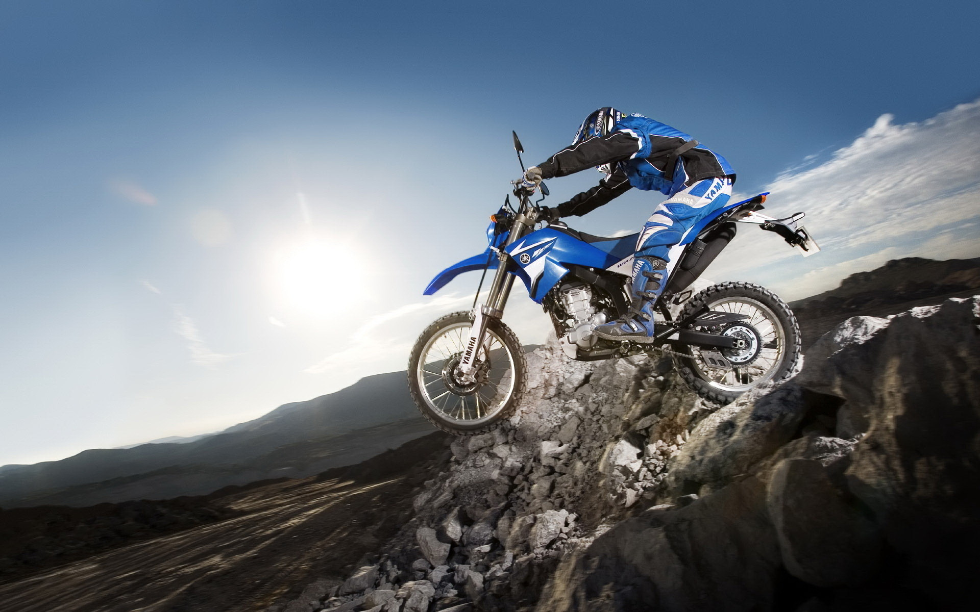 Yamaha Dirt Bike Wallpaper 64 images