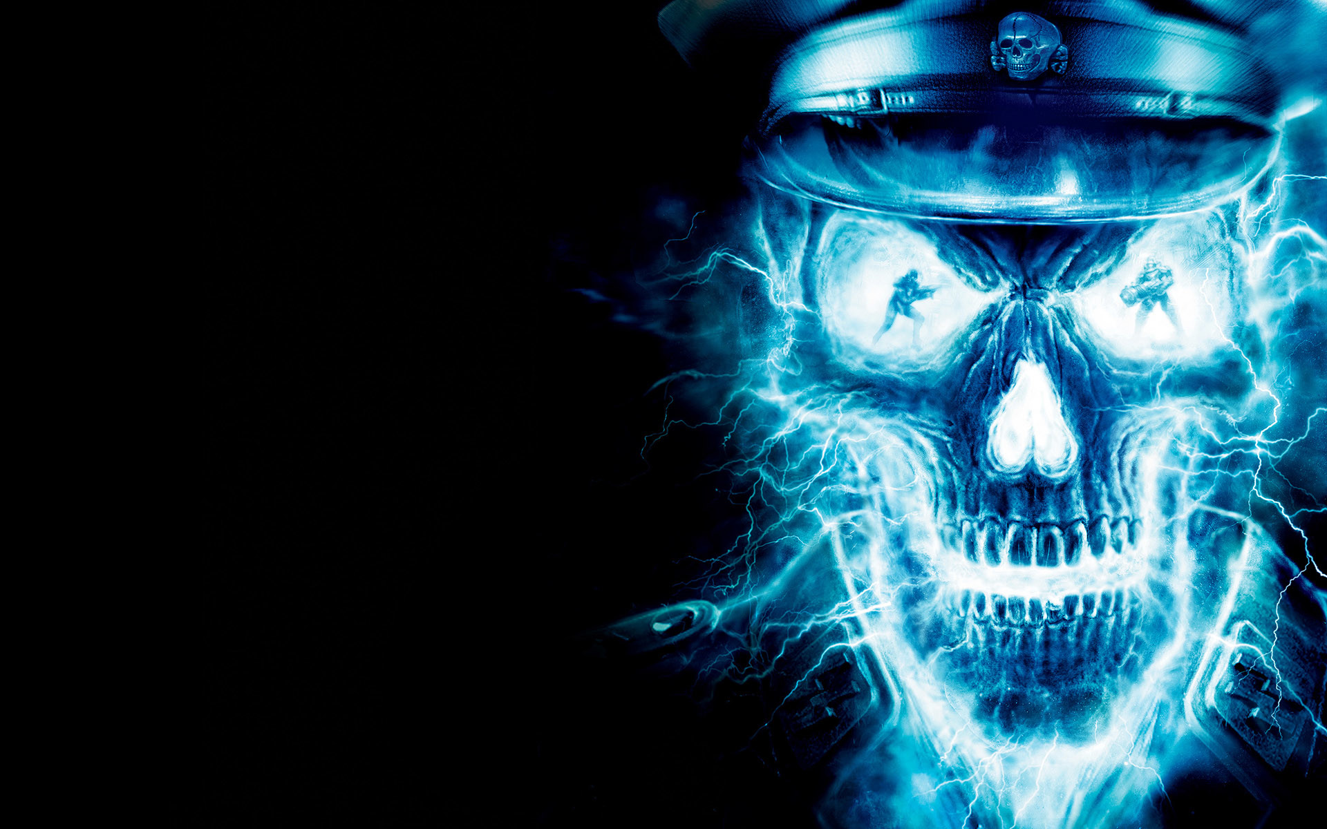 blue ghost rider wallpaper (59+ images)