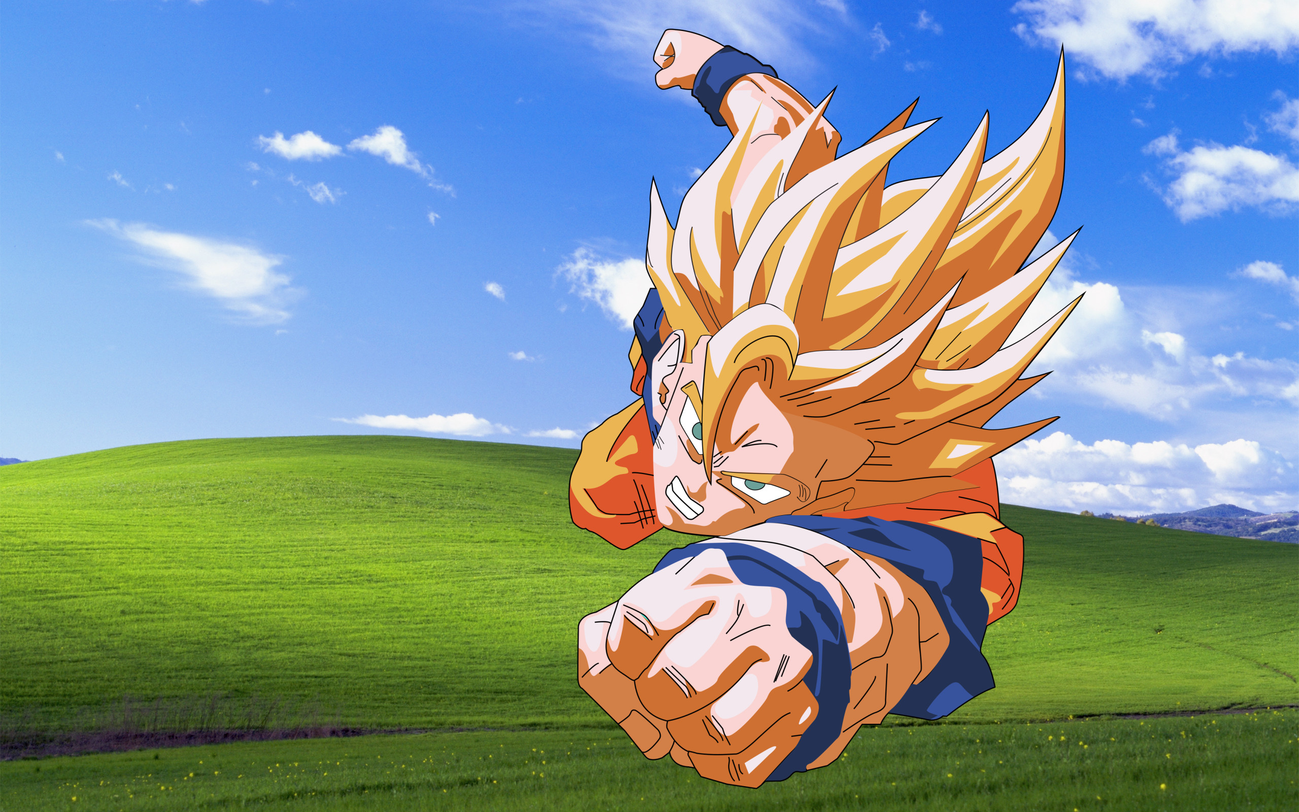 2560x1600 Dragon Ball Z Desktop Wallpapers | HD Wallpapers Pictures