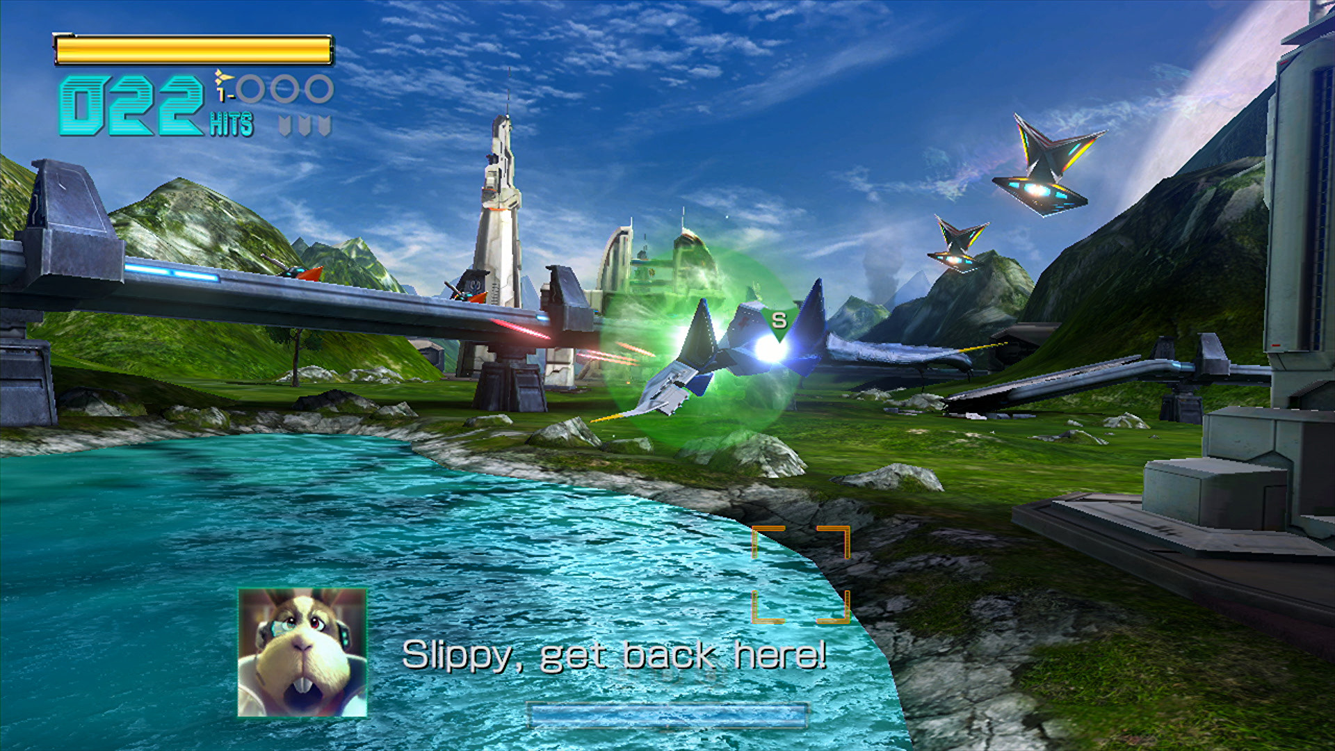 1920x1080 Star Fox Zero runs at a native 1280x720 on Wii U, while pushing a separate  ...
