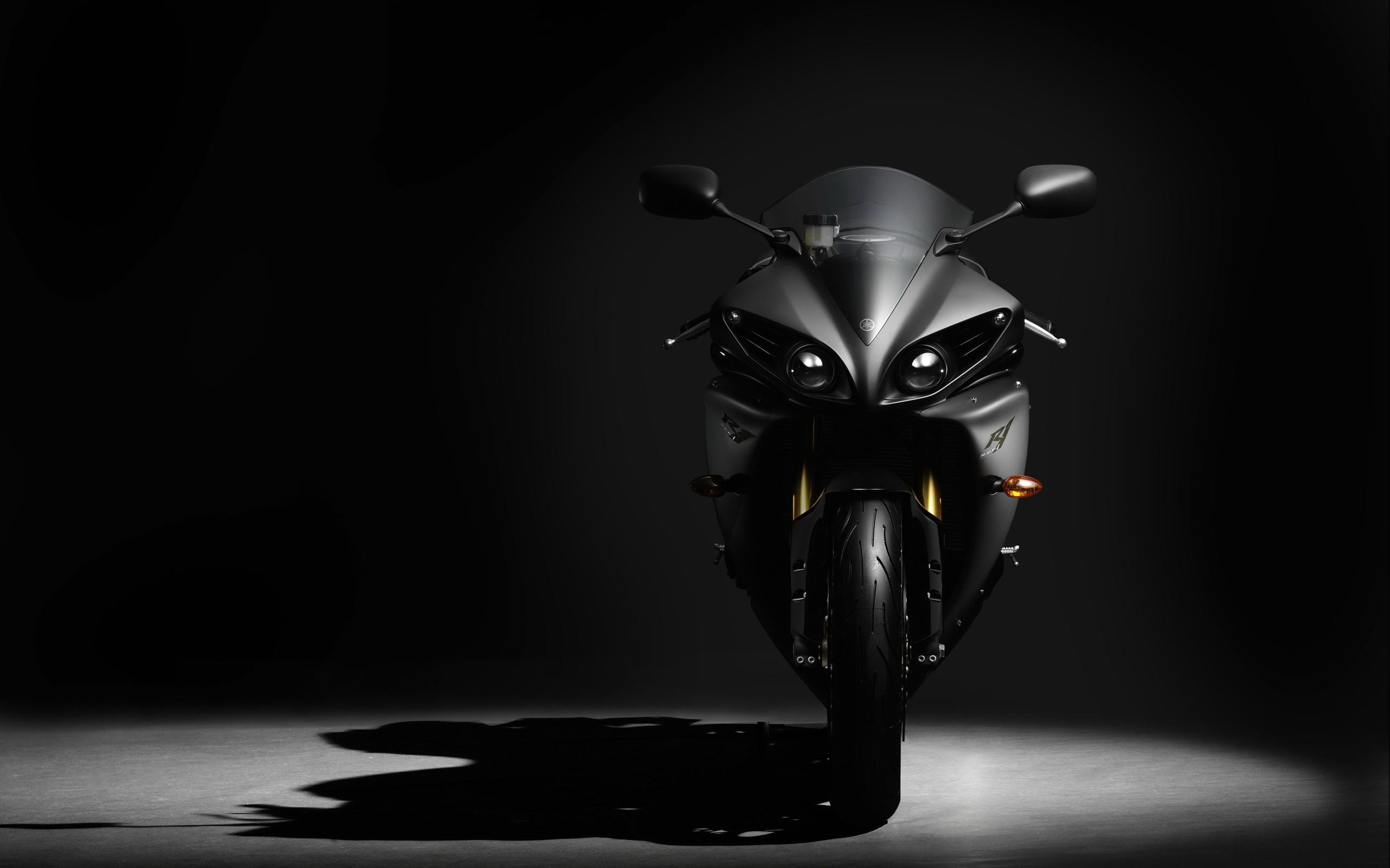 Yamaha YZF R Bike Wallpaper
