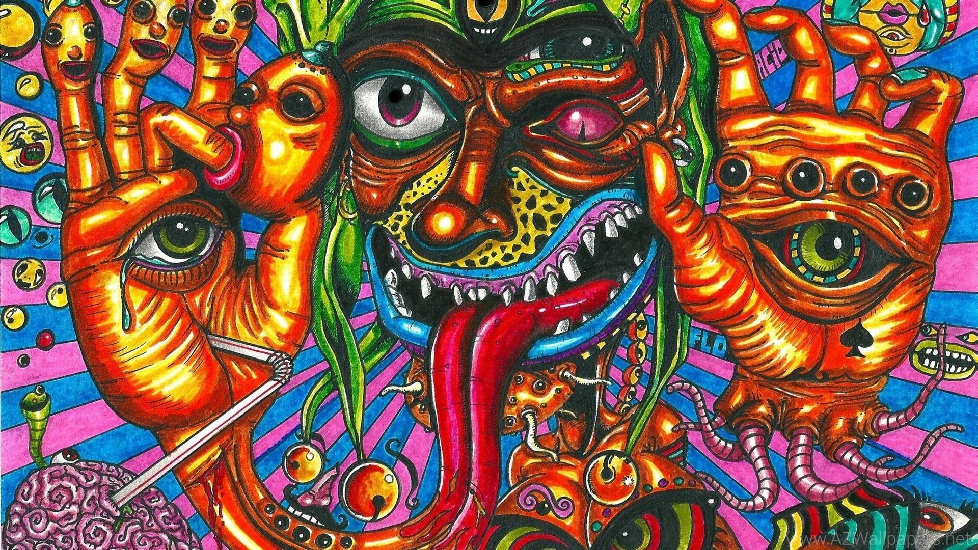 Acid Trip Wallpaper 68 Images