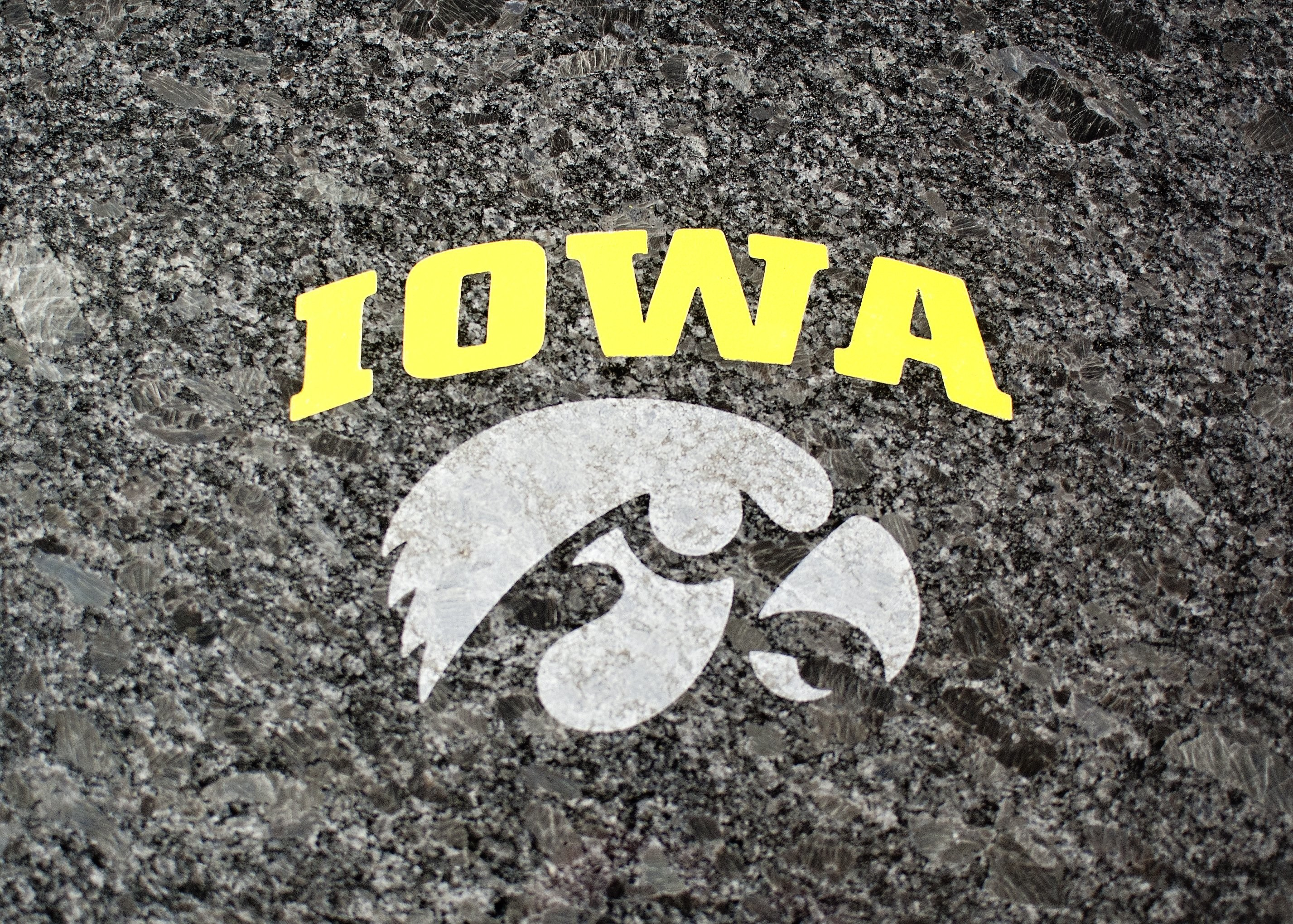 Iowa Hawkeye Wallpaper for iPad (77+