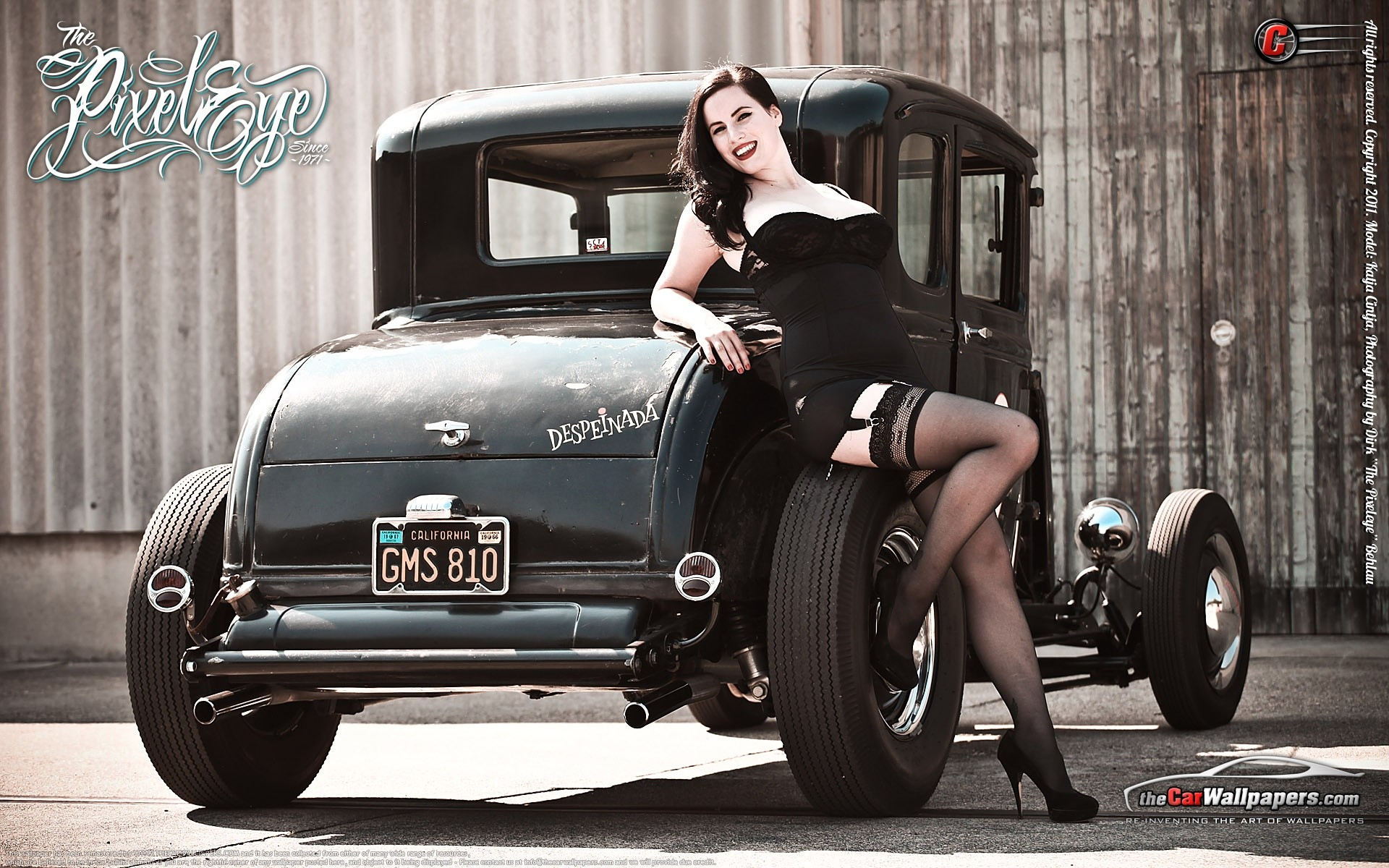 Rat Rod Girls Wallpaper 45 Images