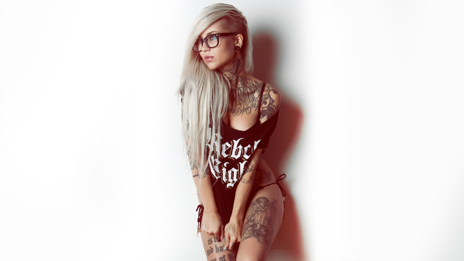 Tattoo Girl Wallpaper HD (72+ images)