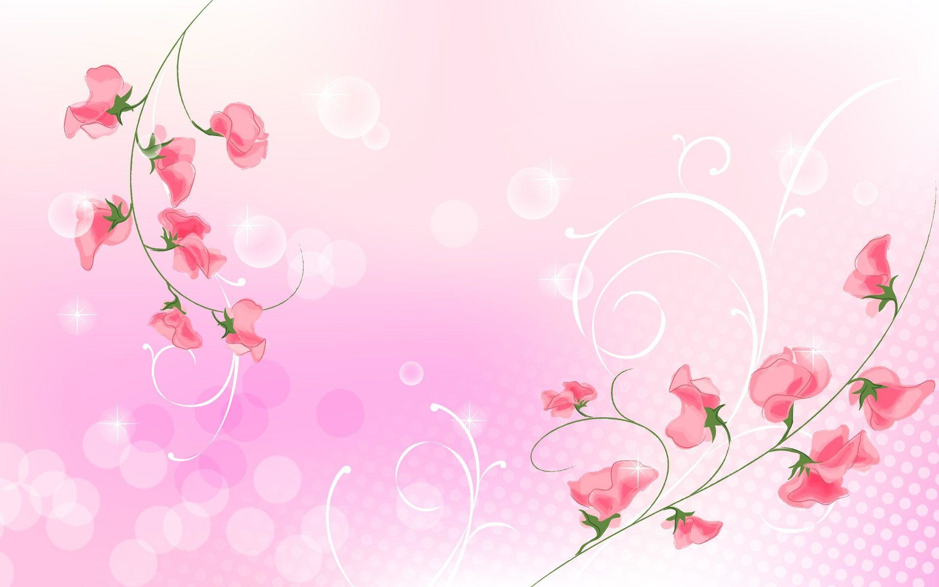 Light pink flower wallpaper 54 images 1920x1200 wallpapers for light pink flower wallpaper mightylinksfo