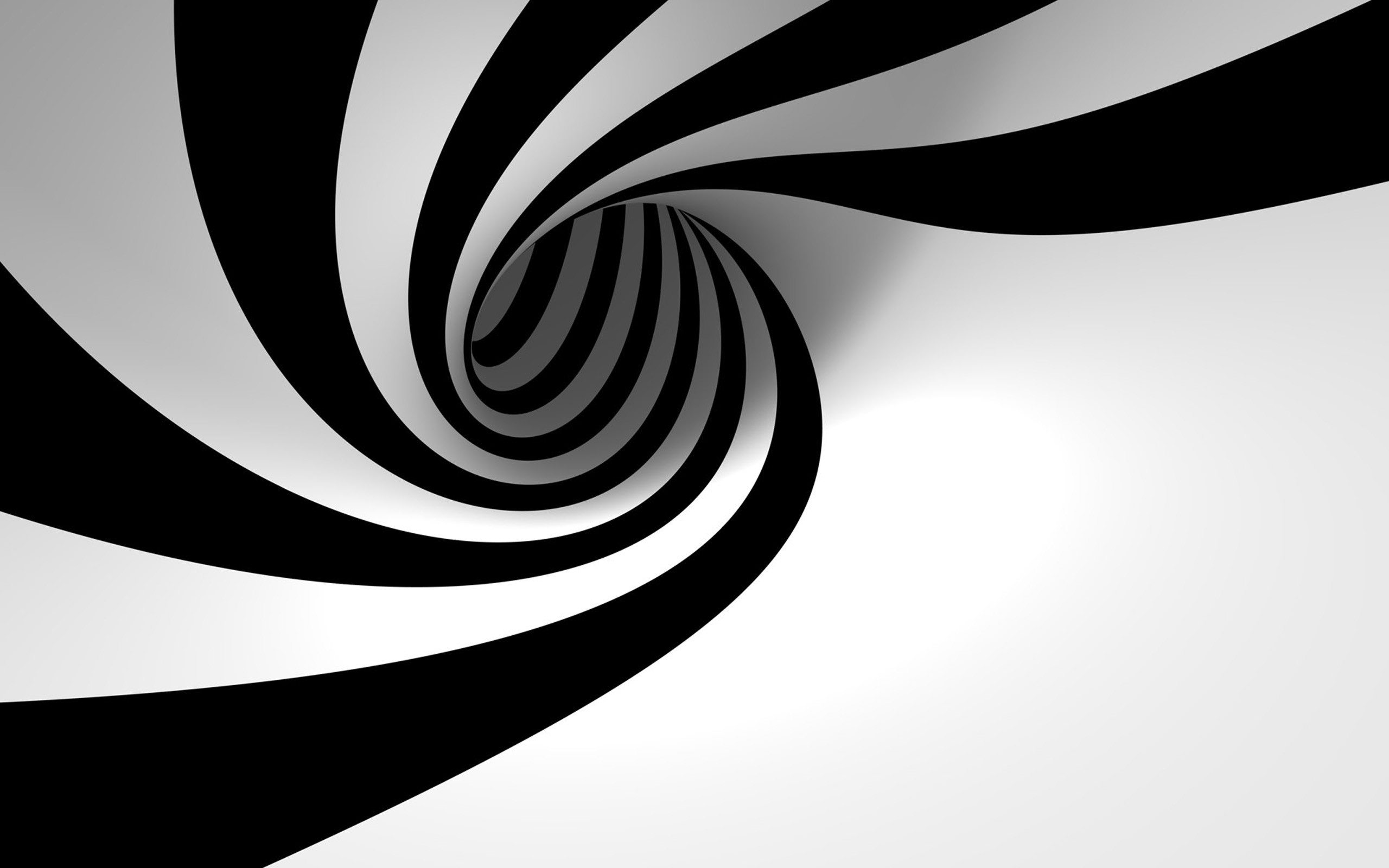 2560x1600 Download for free an abstract black and white wallpaper / background .