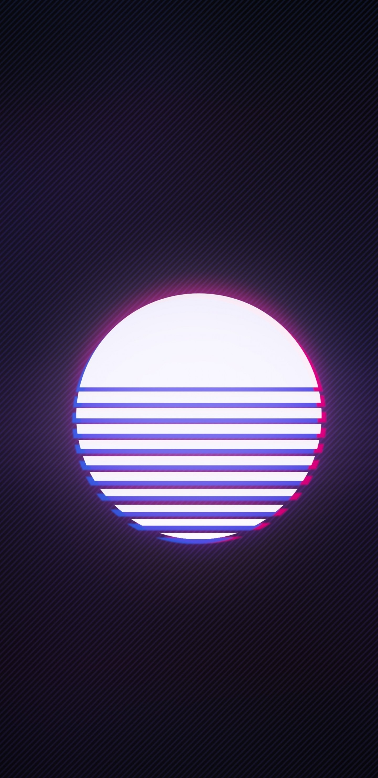 1440x2960 Sun, Retro Wave, Synthwave, Music