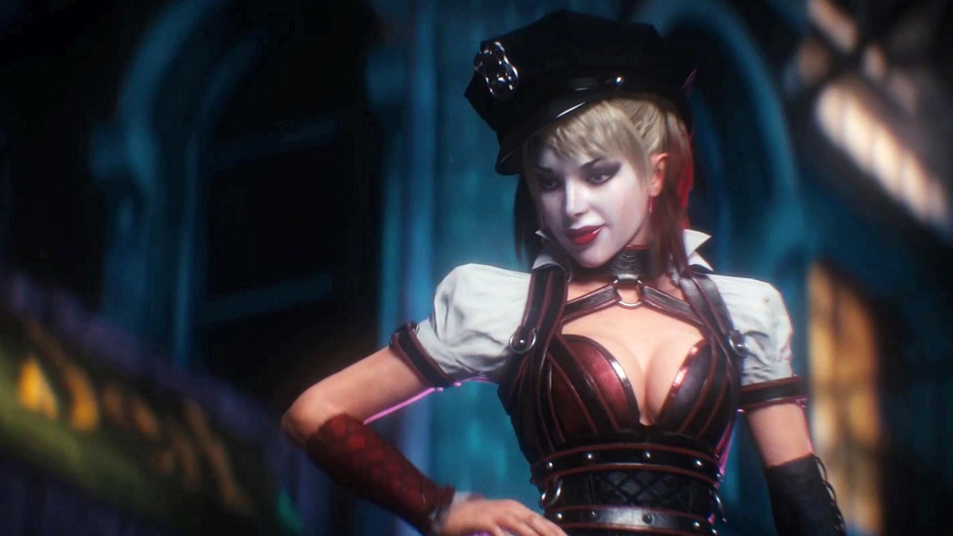 Harley Quinn Arkham City Wallpaper 67 Images