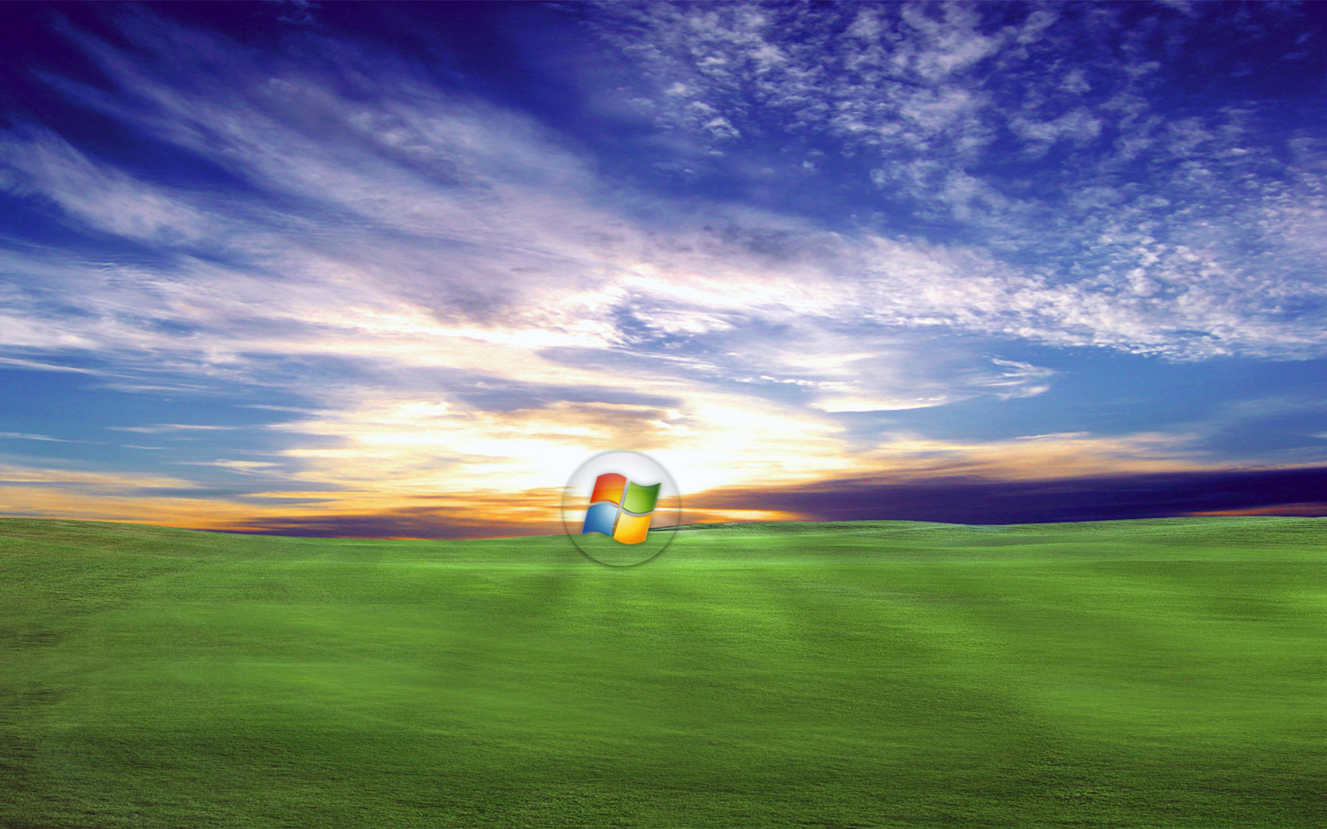 1920x1200 funny bliss windows xp wallpaper a· download