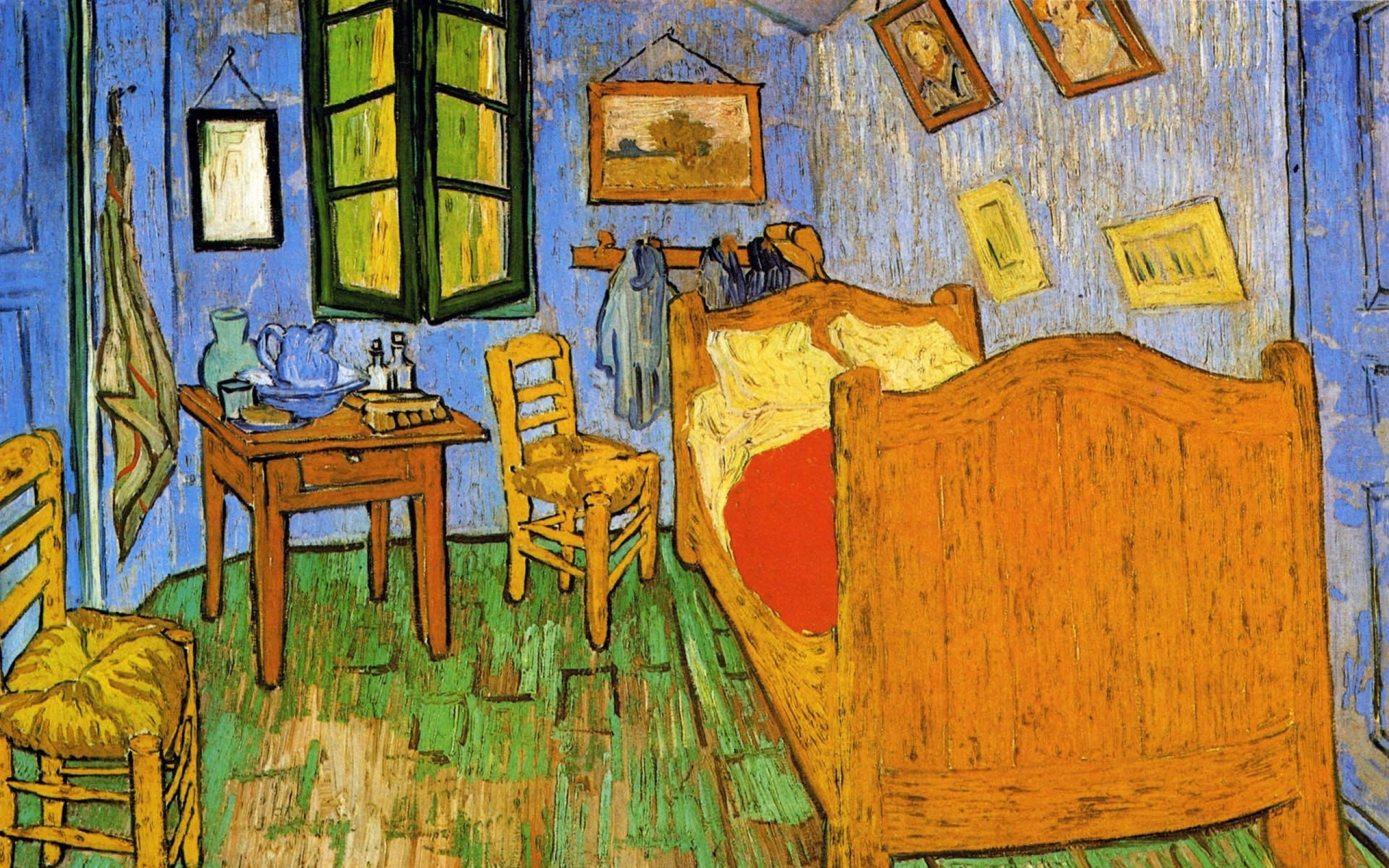 Van Gogh Hd Wallpaper 43 Images