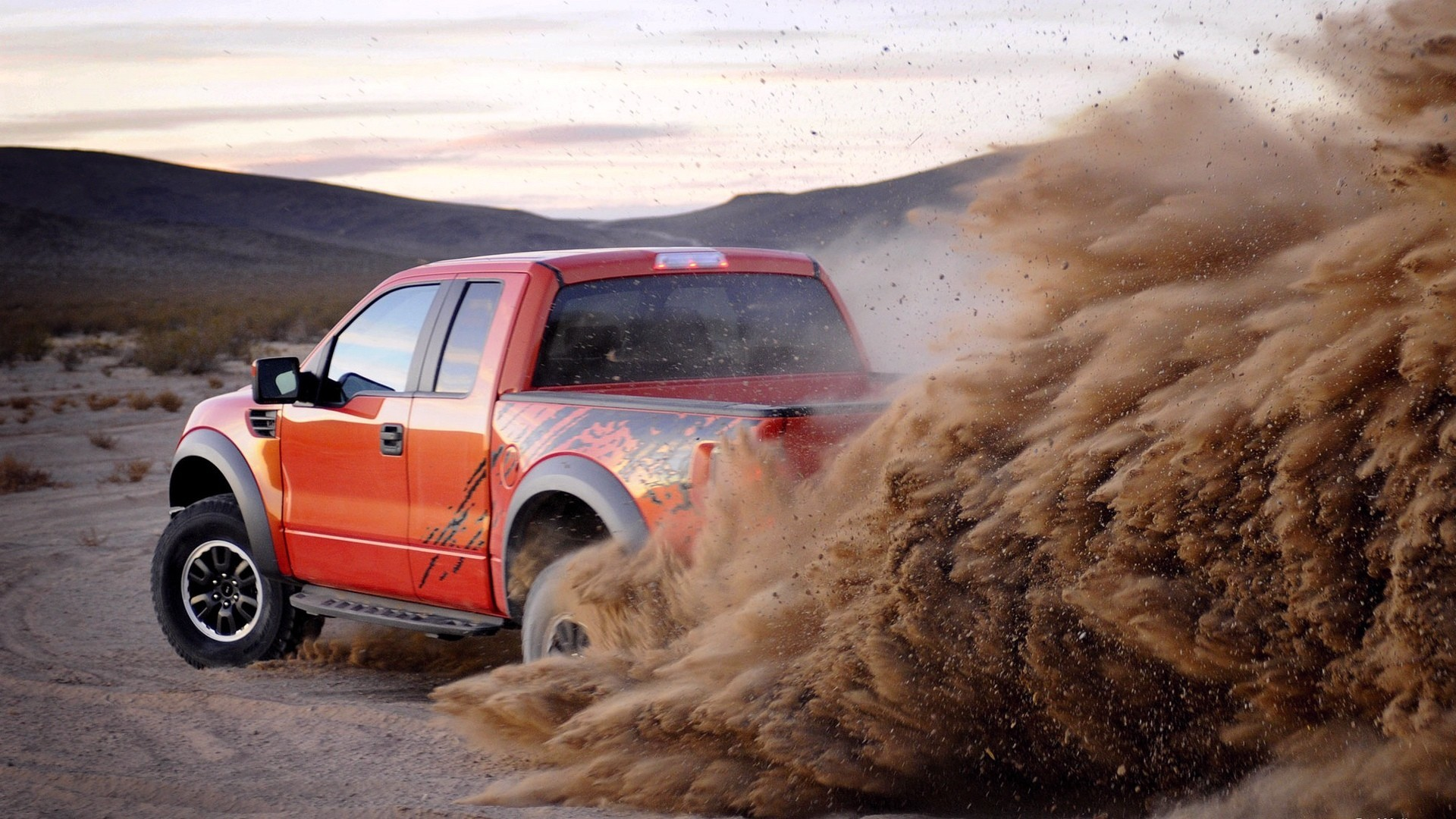 Ford Truck Wallpapers (56+ images)