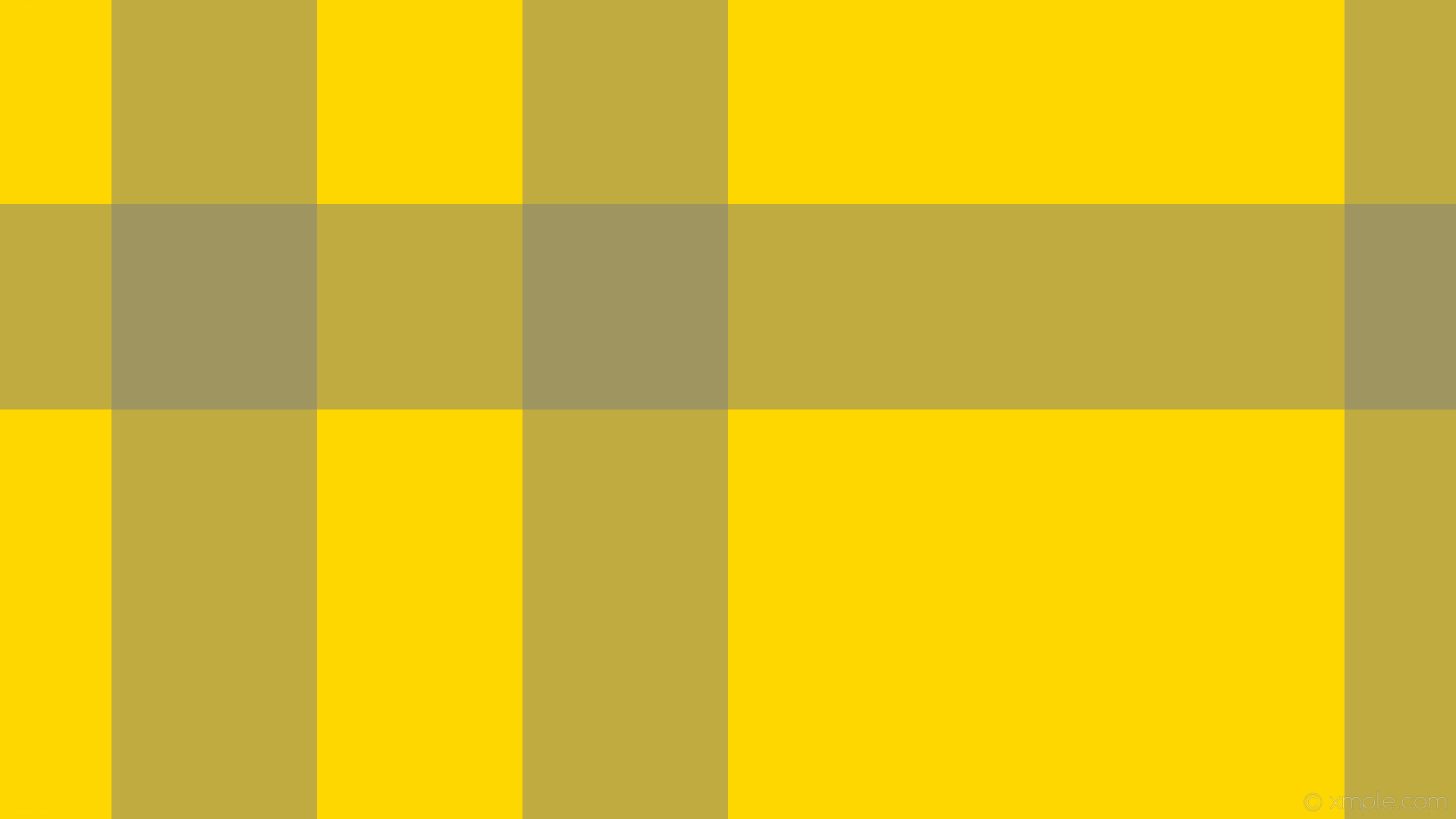 1920x1080 wallpaper gingham striped dual grey yellow gold gray #ffd700 #808080 180°  271px