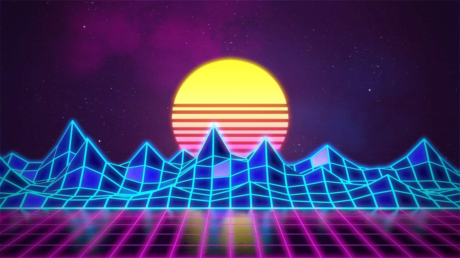 Retro Neon