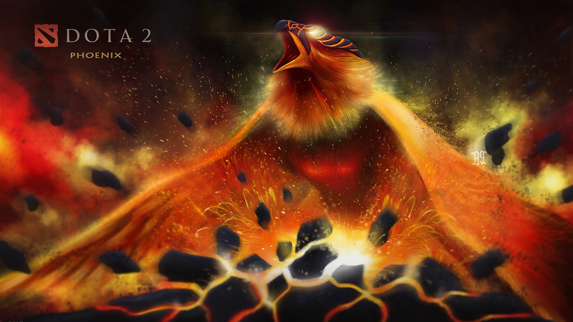 1920x1080 ... Phoenix Build Guide DOTA 2: How to Phoenix.