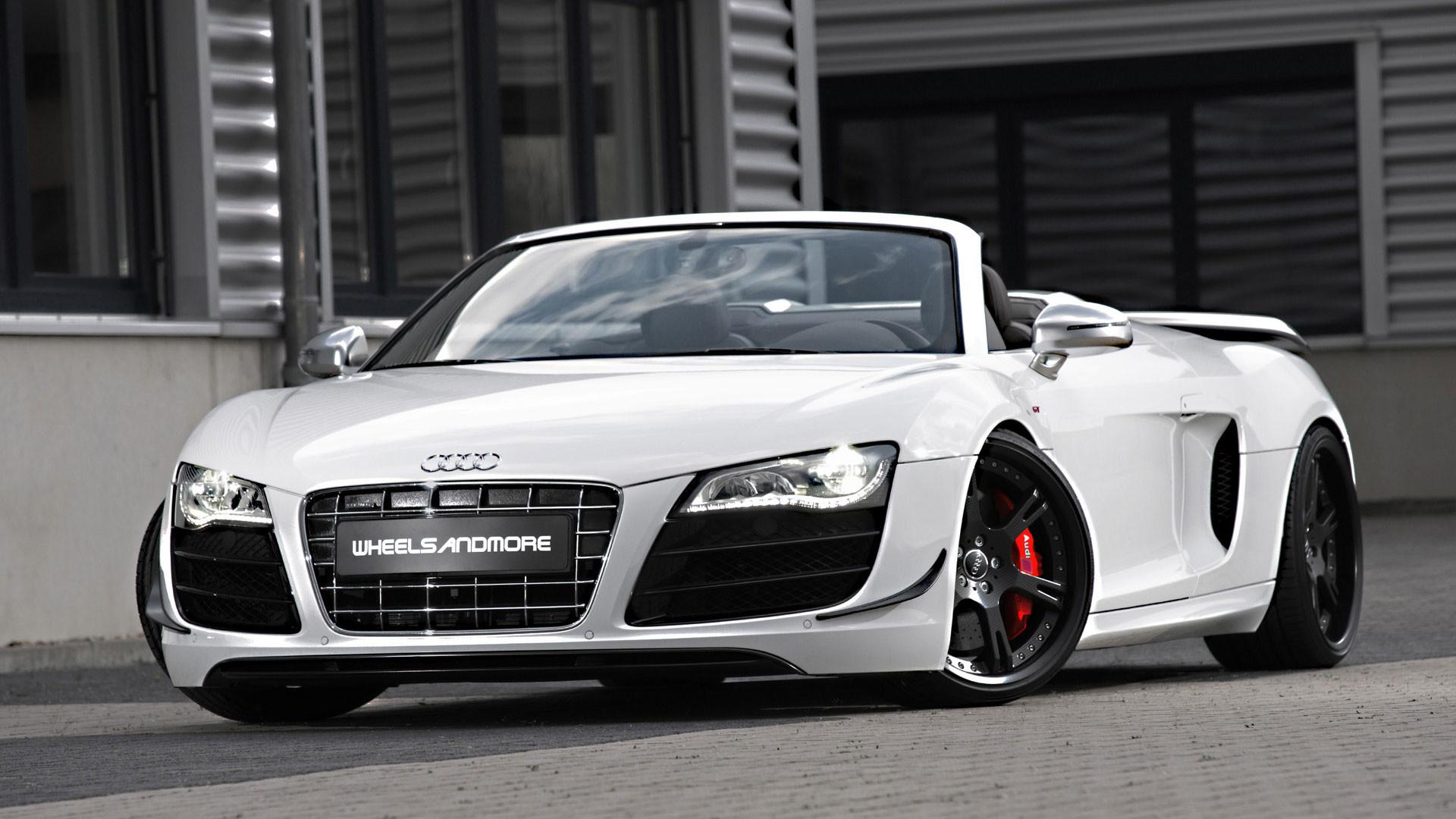 Audi fotos de carros