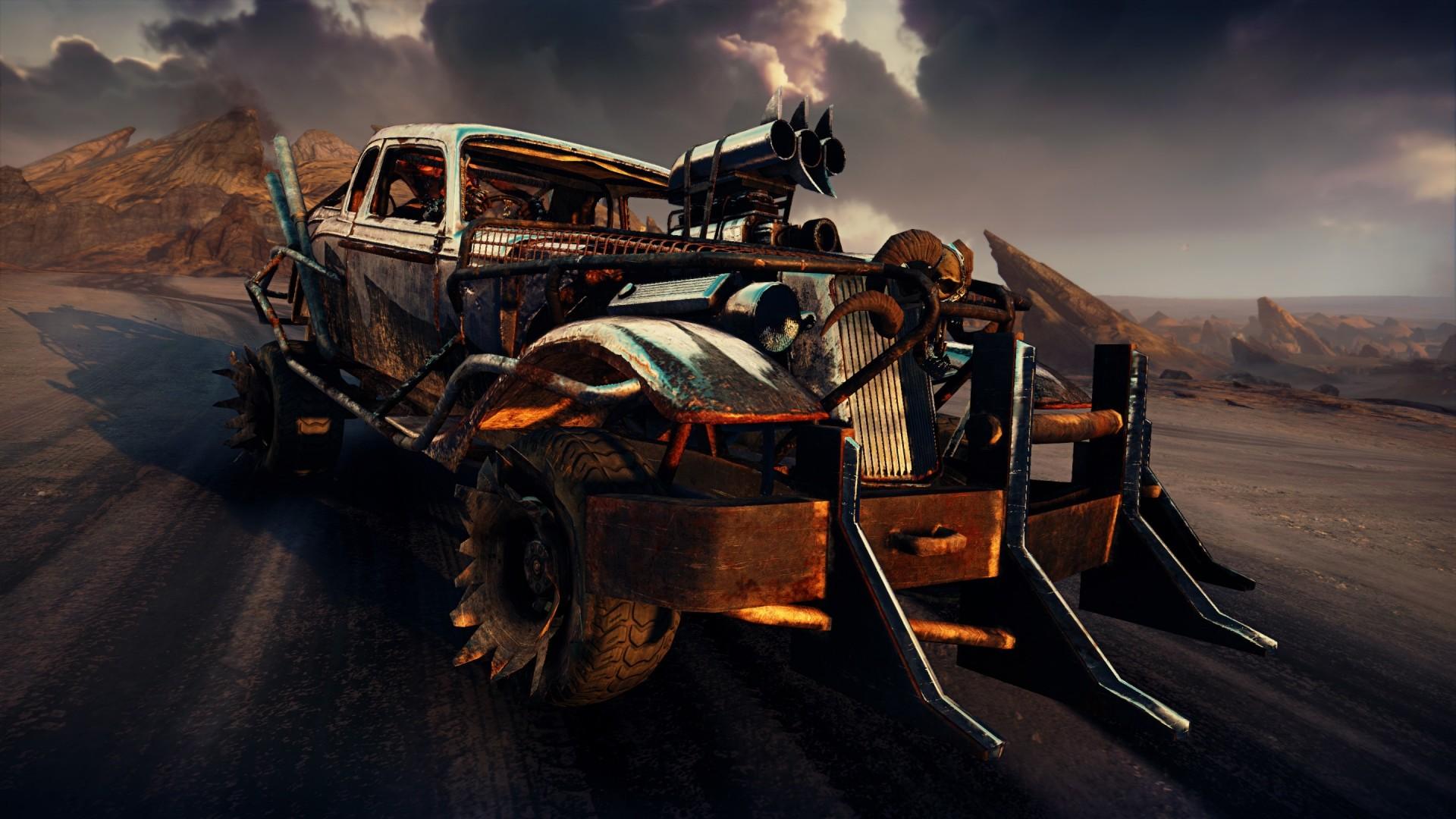 Mad Max HD Wallpaper (67+ images)