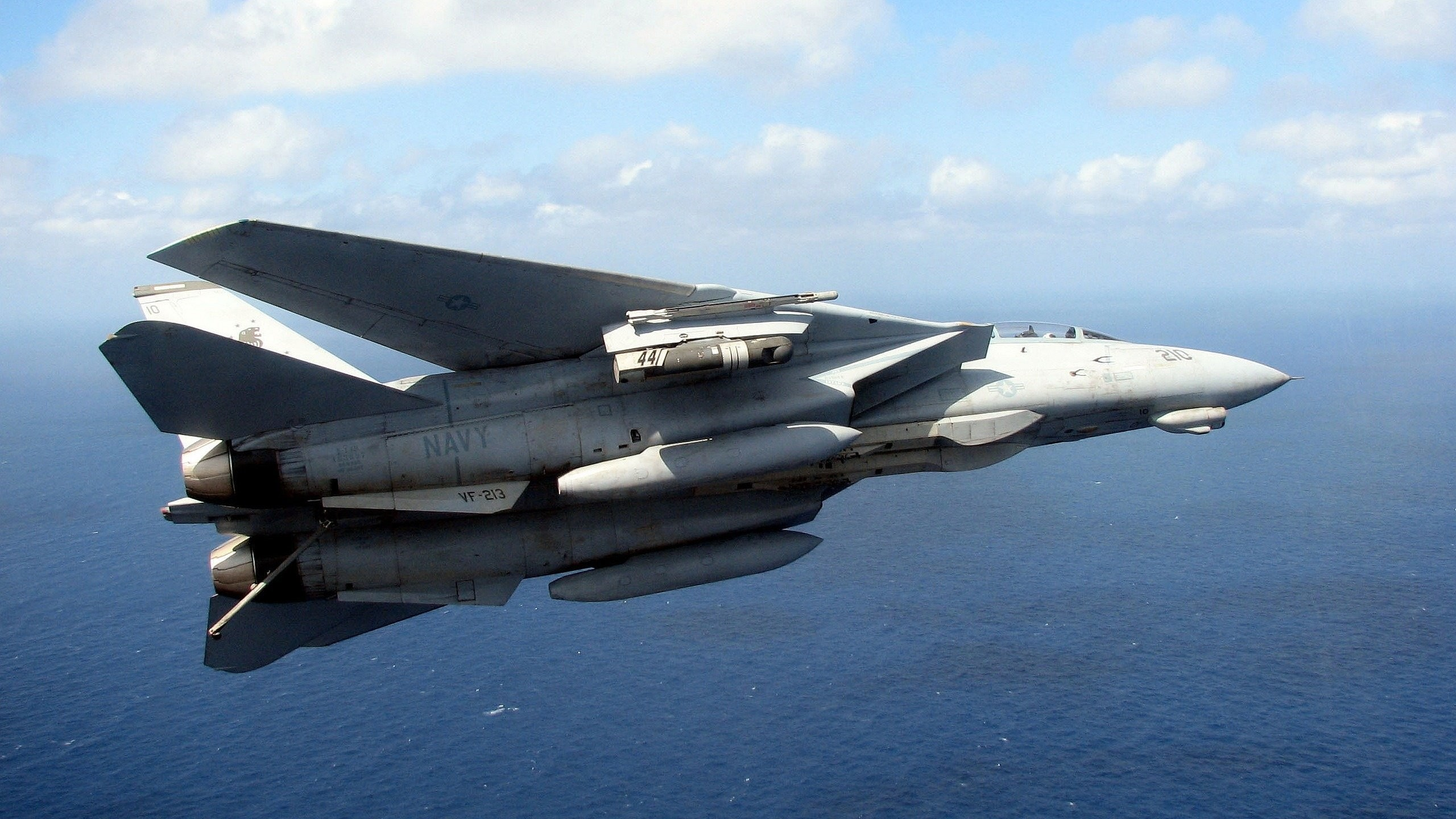 2560x1440 Grumman F-14 Tomcat Wallpapers