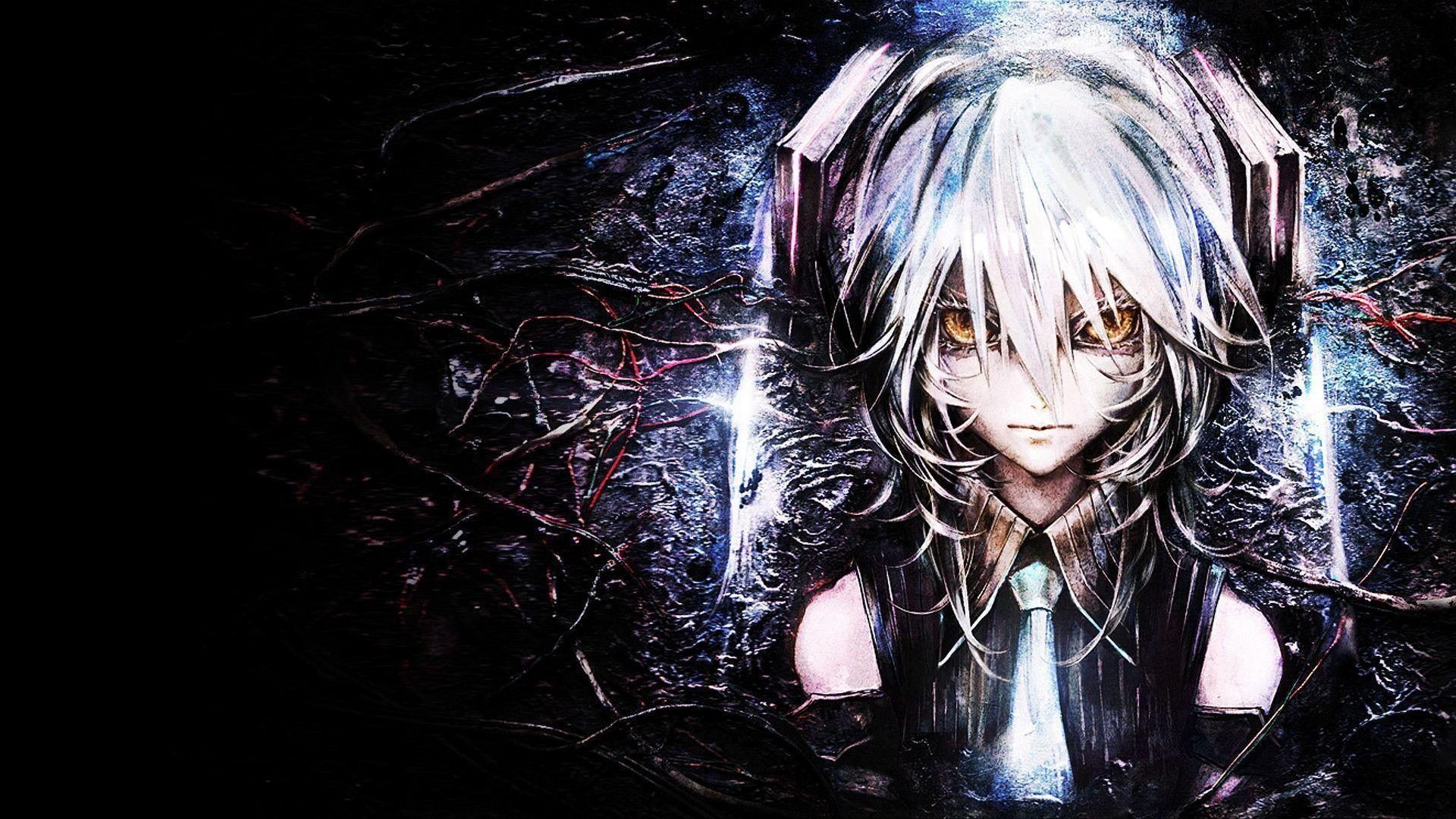 Dark Anime Wallpaper HD (66+ images)