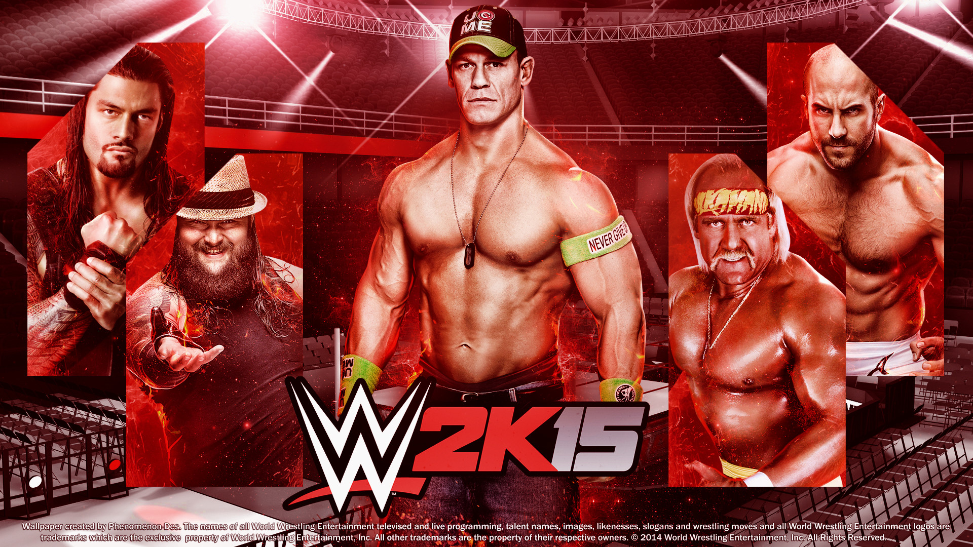 1920x1080 WWE2K15 Wallpaper JohnCena WWE2K15 Wallpaper HulkHogan WWE2K15 Wallpaper  BrayWyatt WWE2K15 Wallpaper JohnCena Art WWE2K15 Wallpaper Logo WWE2K15  Wallpaper ...