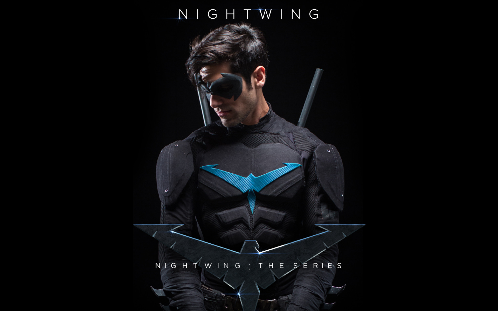 1920x1200 Nightwing HD Backgrounds Download.