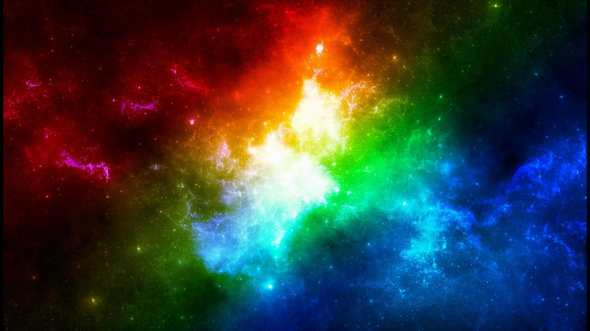 1920x1080 Colorful-galaxy-desktop-wallpapers-