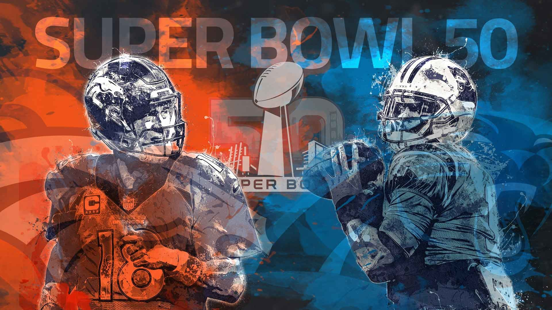 1920x1080 Super Bowl 50 live blog: Updates, analysis and jokes about Broncos-Panthers  | NFL | Sporting News