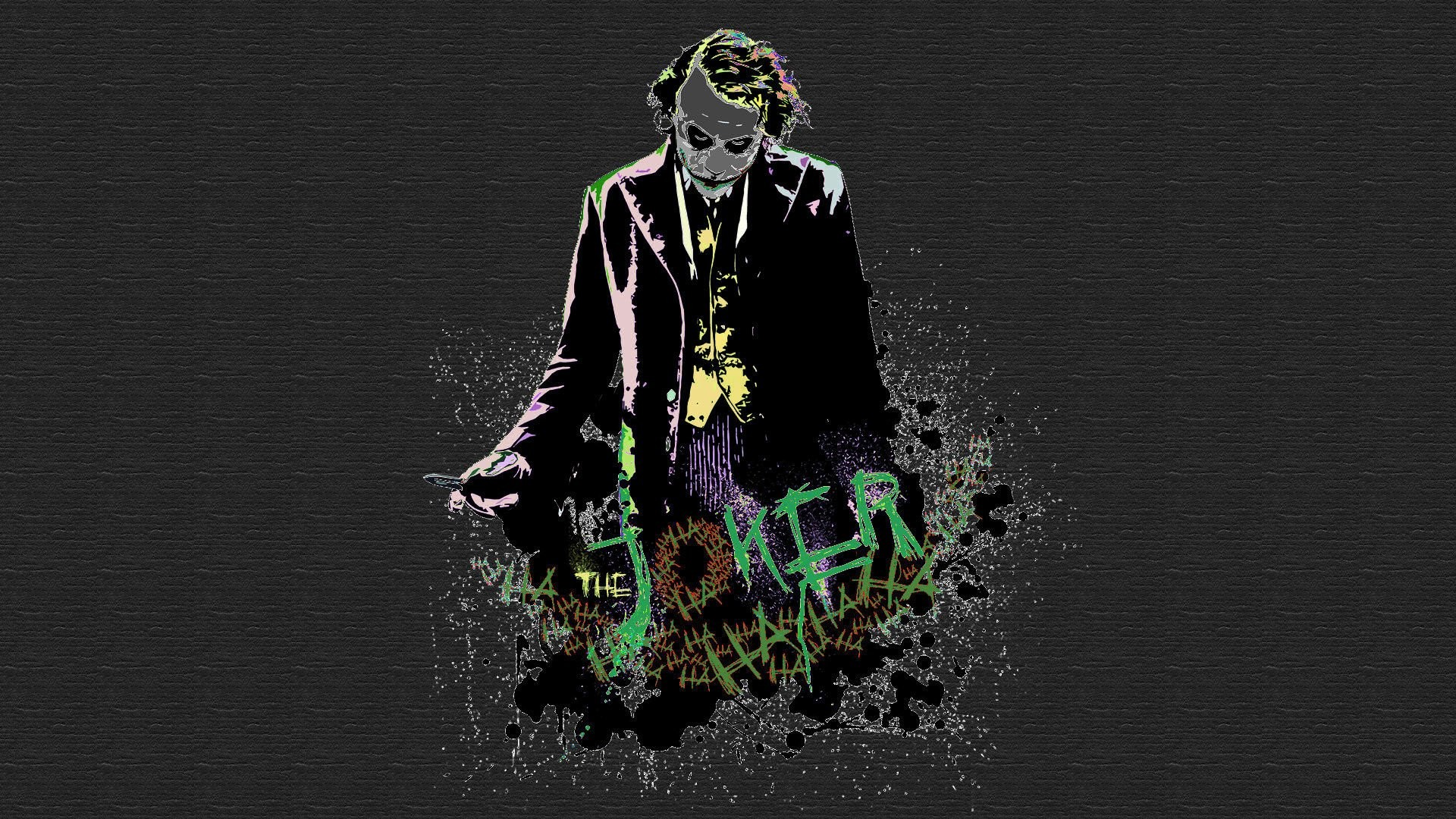 1920x1080 Heath Ledger Joker Wallpaper wallpaper.