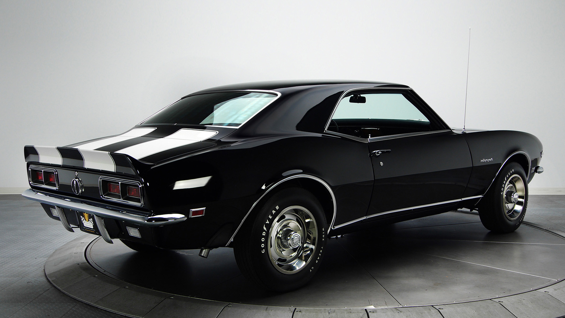 1969 Camaro Hd Wallpaper 63 Images