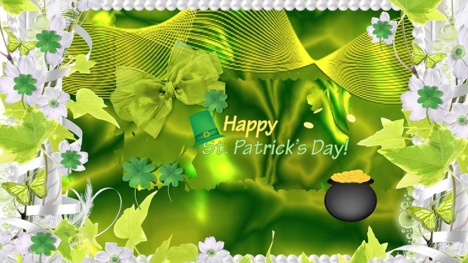 1920x1080 Images St Patricks Day Saint Fun Wallpapers Windows Download Free Cool Background Mac 10 Tablet 1920A 1080 Wallpaper HD