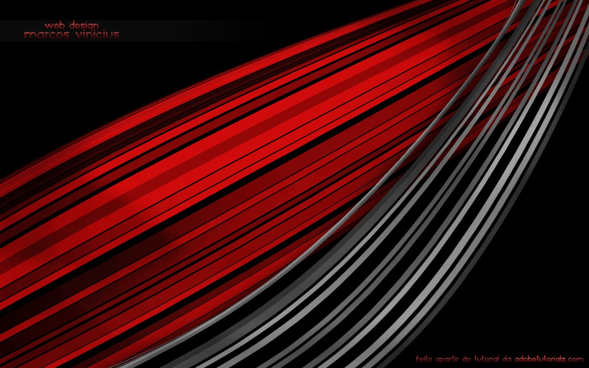 1920x1200 Red And Black Abstract Backgrounds ...