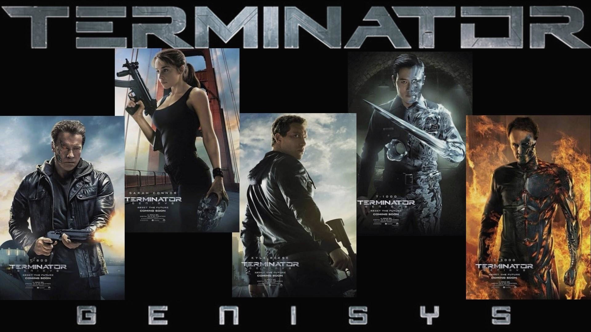 1920x1080 Terminator Genisys wallpapers for desktop
