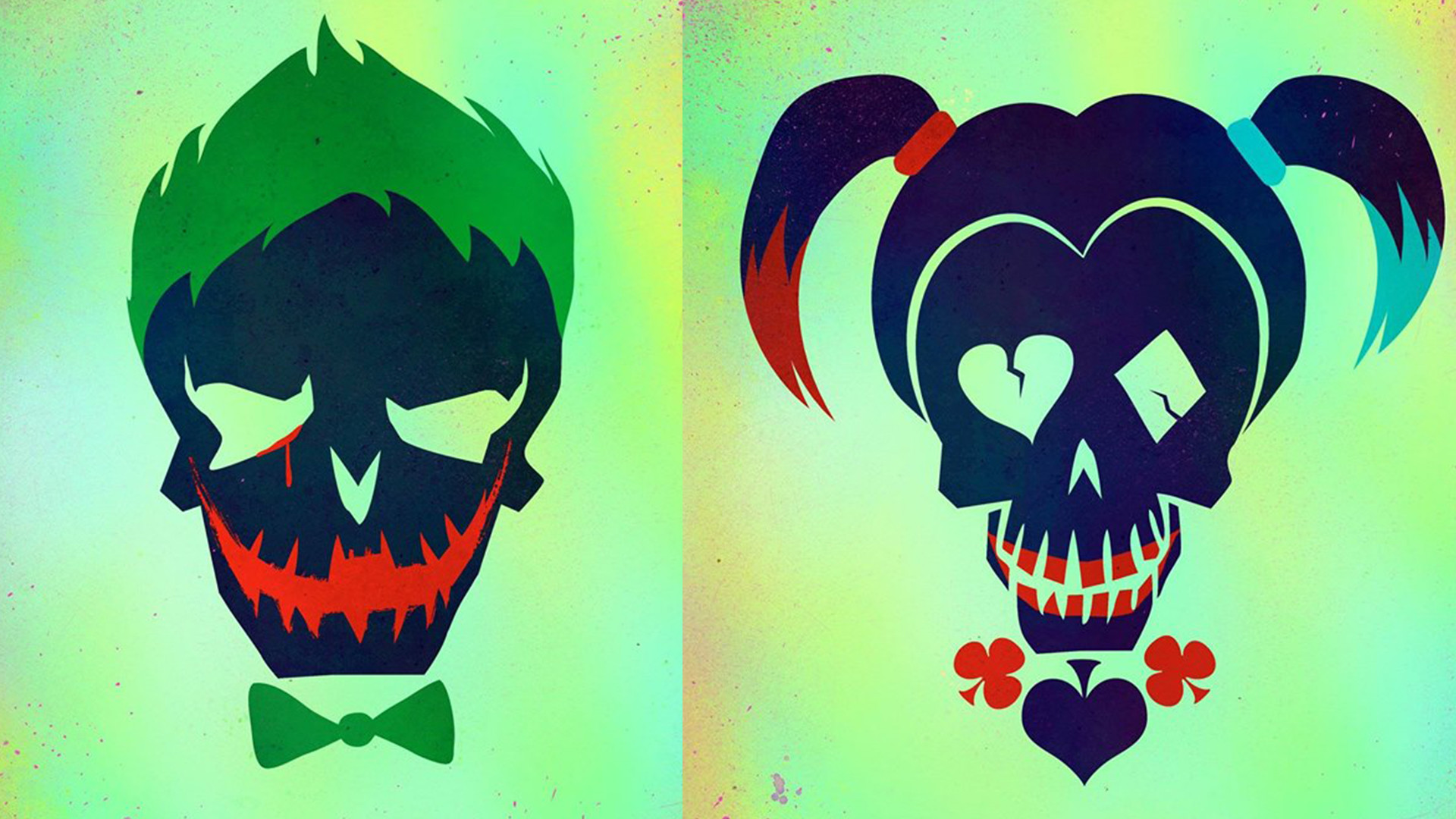 Joker and harley quinn wallpaper 71 images 1920x1080 download joker and harley quinn hd wallpapers widescreens from our given resolutions for free voltagebd Choice Image