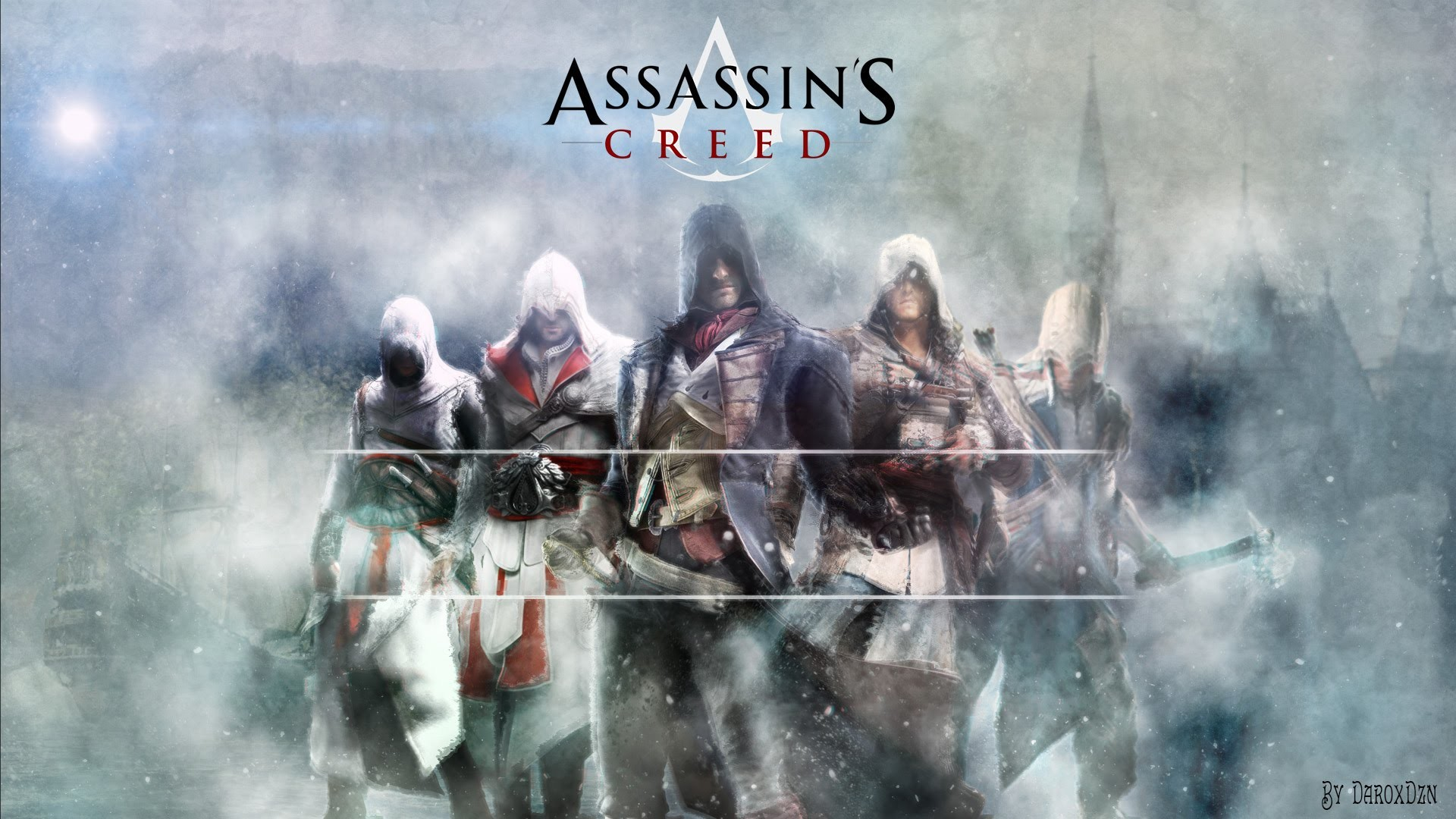 1920x1080 Assassin's Creed Wallpaper 1080p Full HD [FREE DOWNLOAD] | DaroxDzn