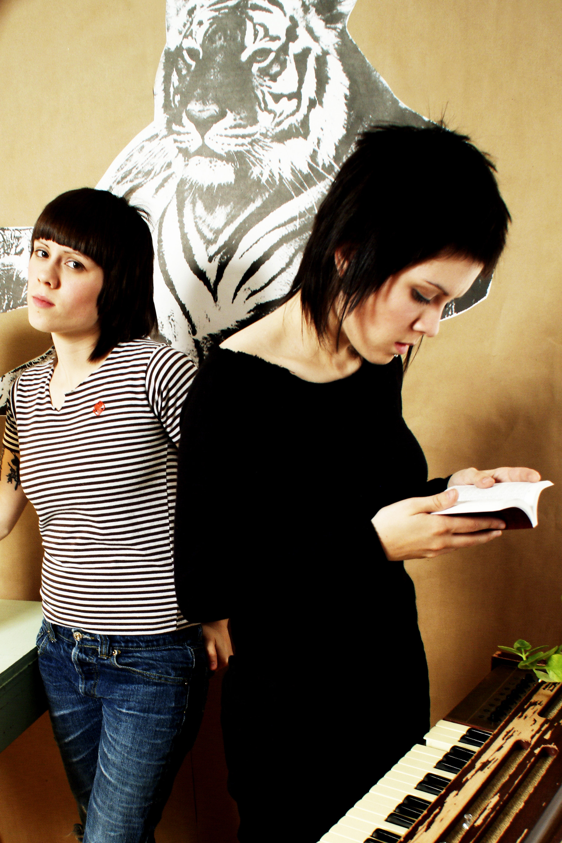 1800x2700 July 22 & 23. Tegan & Sara/Fun.
