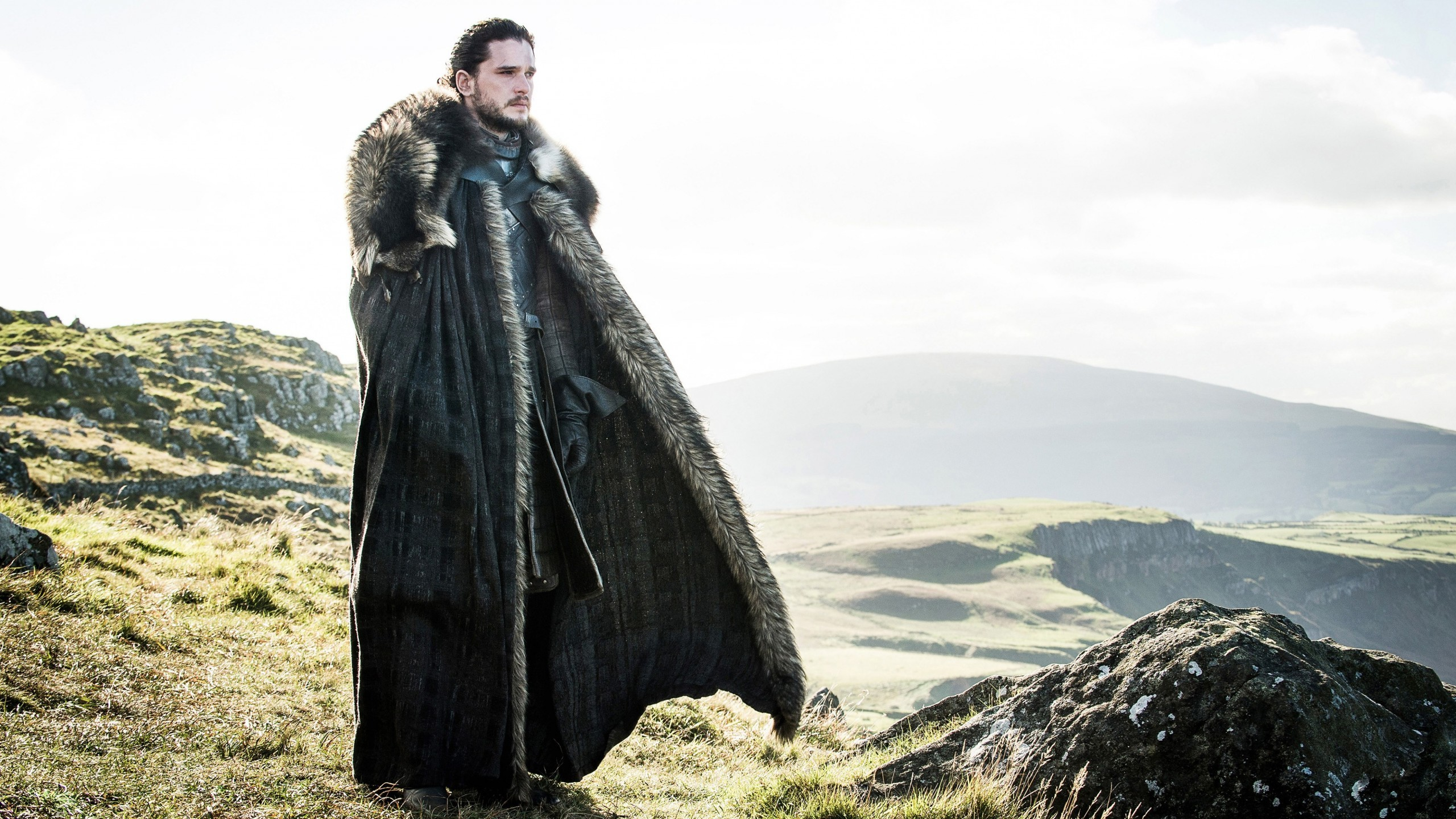2560x1440 TV Series / Jon Snow Wallpaper