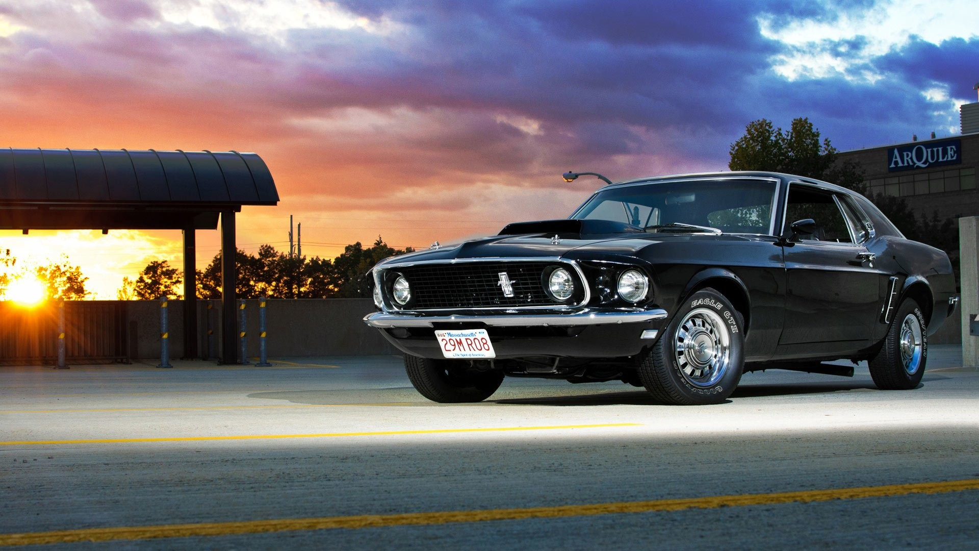 1920x1080 Widescreen Cool Sports Car Desktop Background Mustang For Ipad .