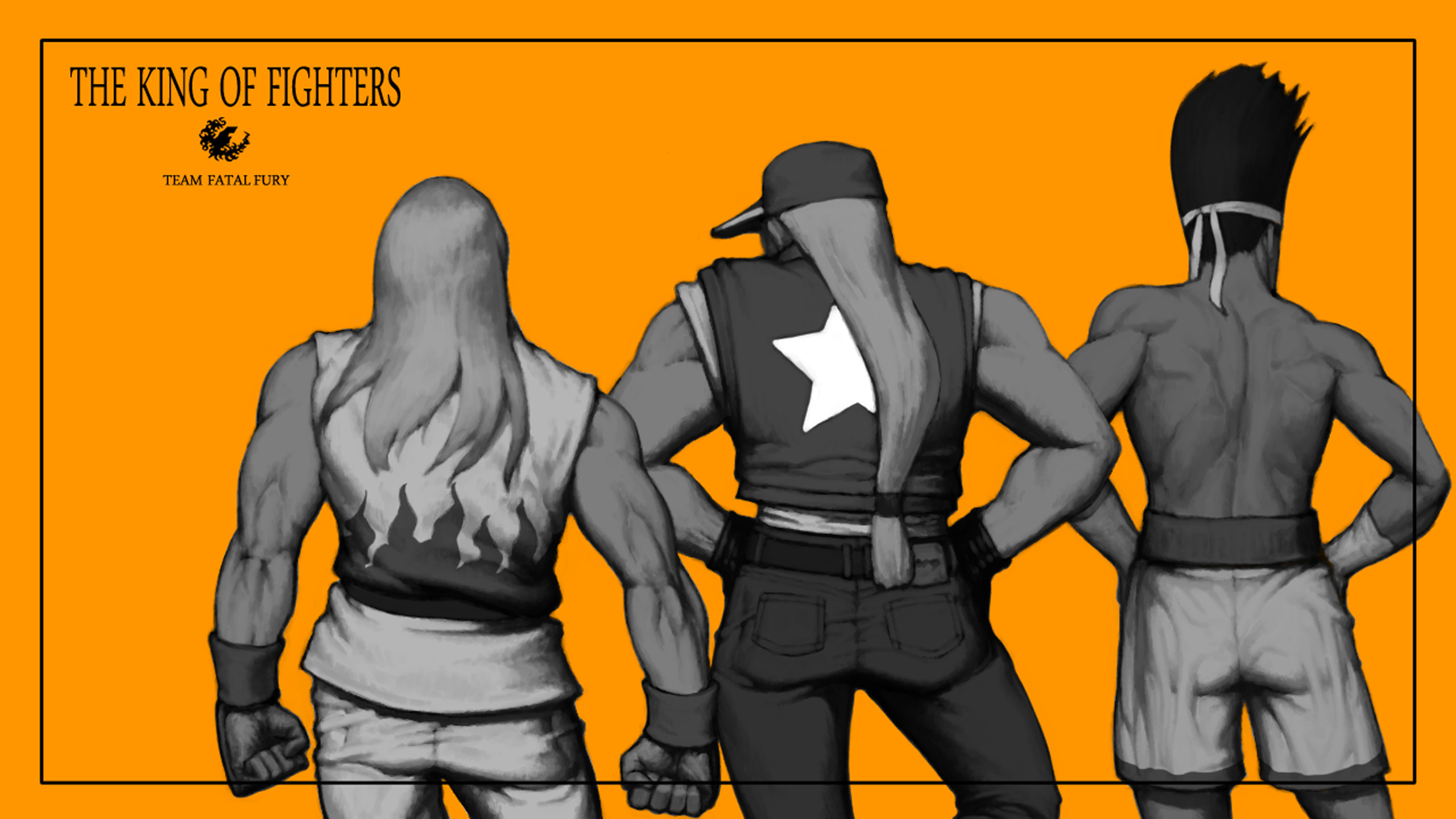 Fatal Fury Wallpapers (76+ images)