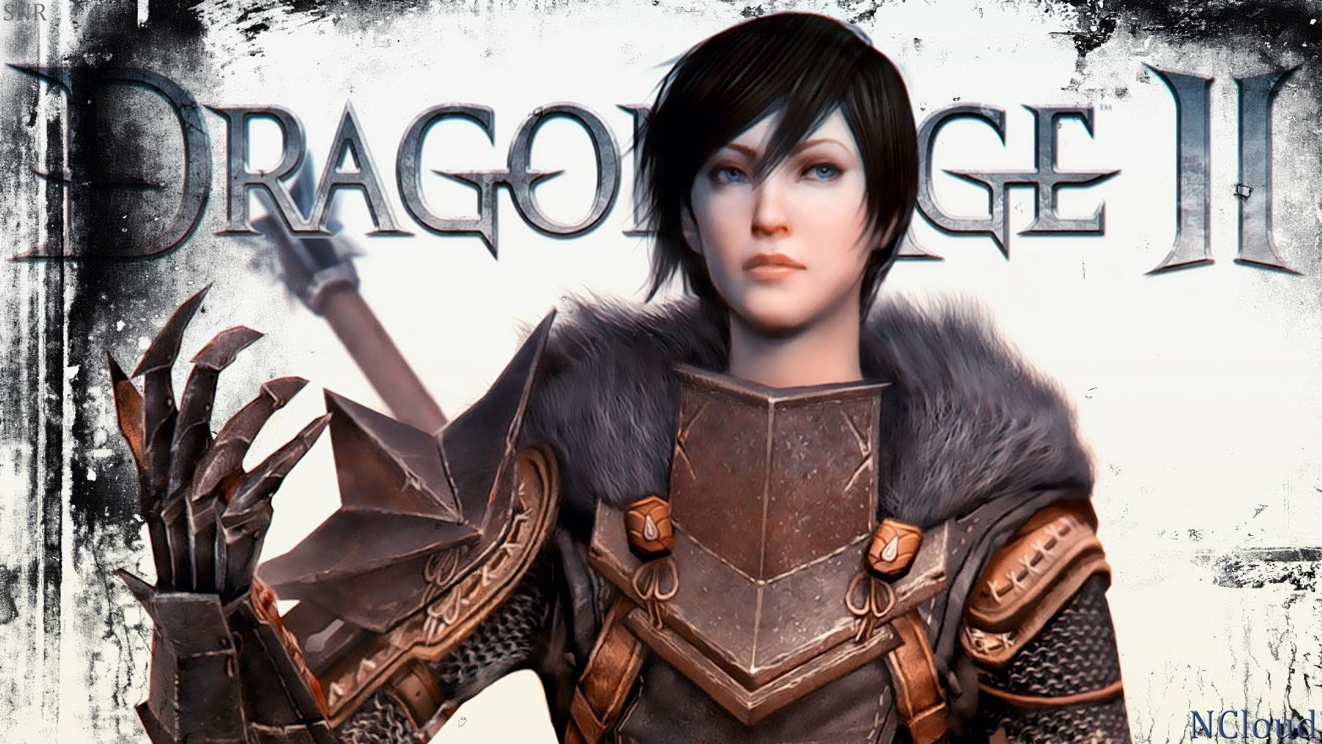 1920x1080 Games Movies Music Anime: My Dragon Age 2 Female Hawke Wallpaper 2
