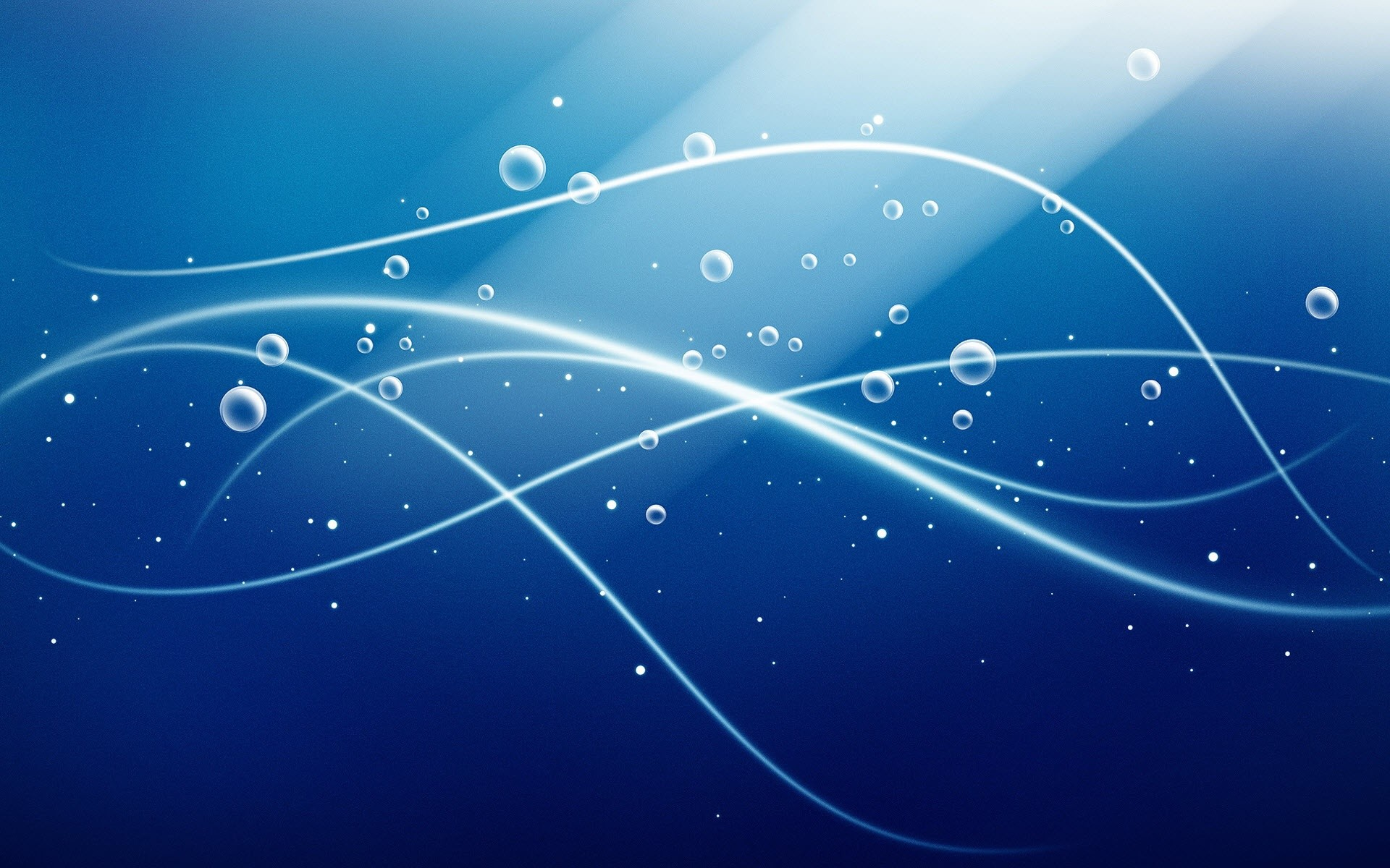 1920x1200 abstract wallpapers hd blue wave. Â«Â«